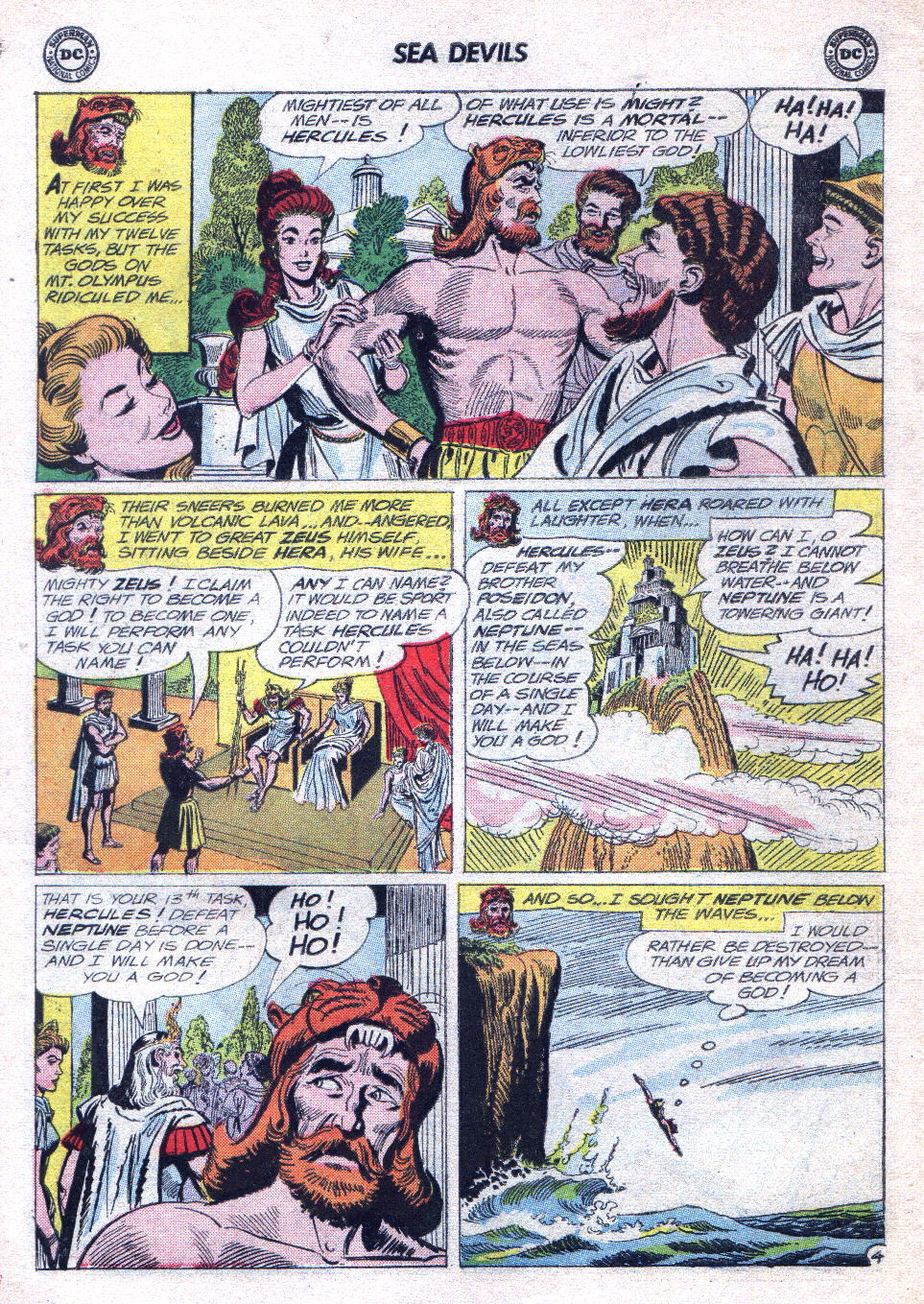 Read online Sea Devils comic -  Issue #14 - 6