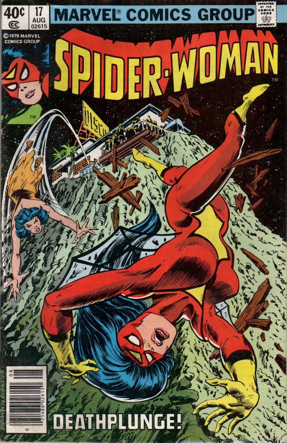 Spider-Woman (1978) Issue #17 #17 - English 1