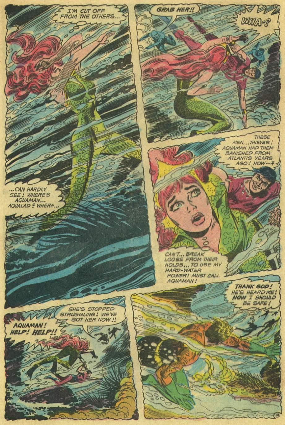 Aquaman (1962) Issue #46 #46 - English 5