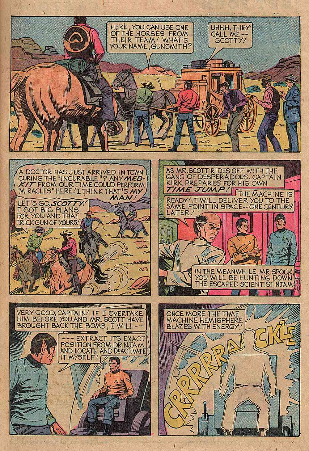 Star Trek (1967) Issue #36 #36 - English 11