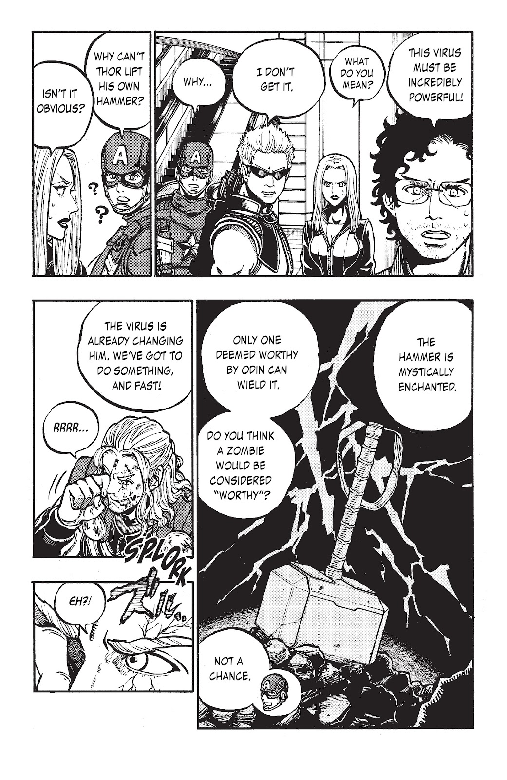 Zombies Assemble Issue #1 Page 30