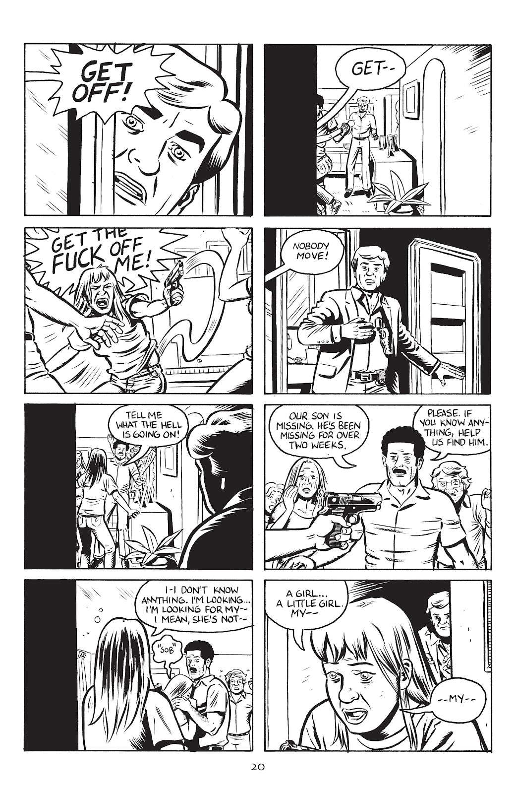 Stray Bullets Issue #27 #27 - English 22