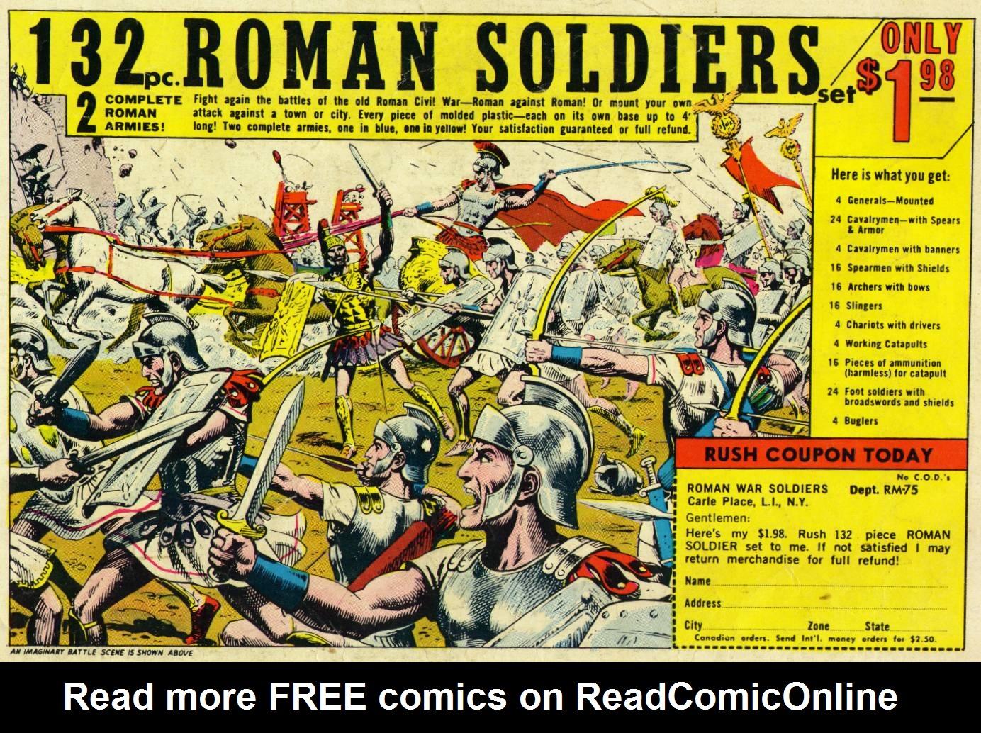 Aquaman (1962) Issue #17 #17 - English 36