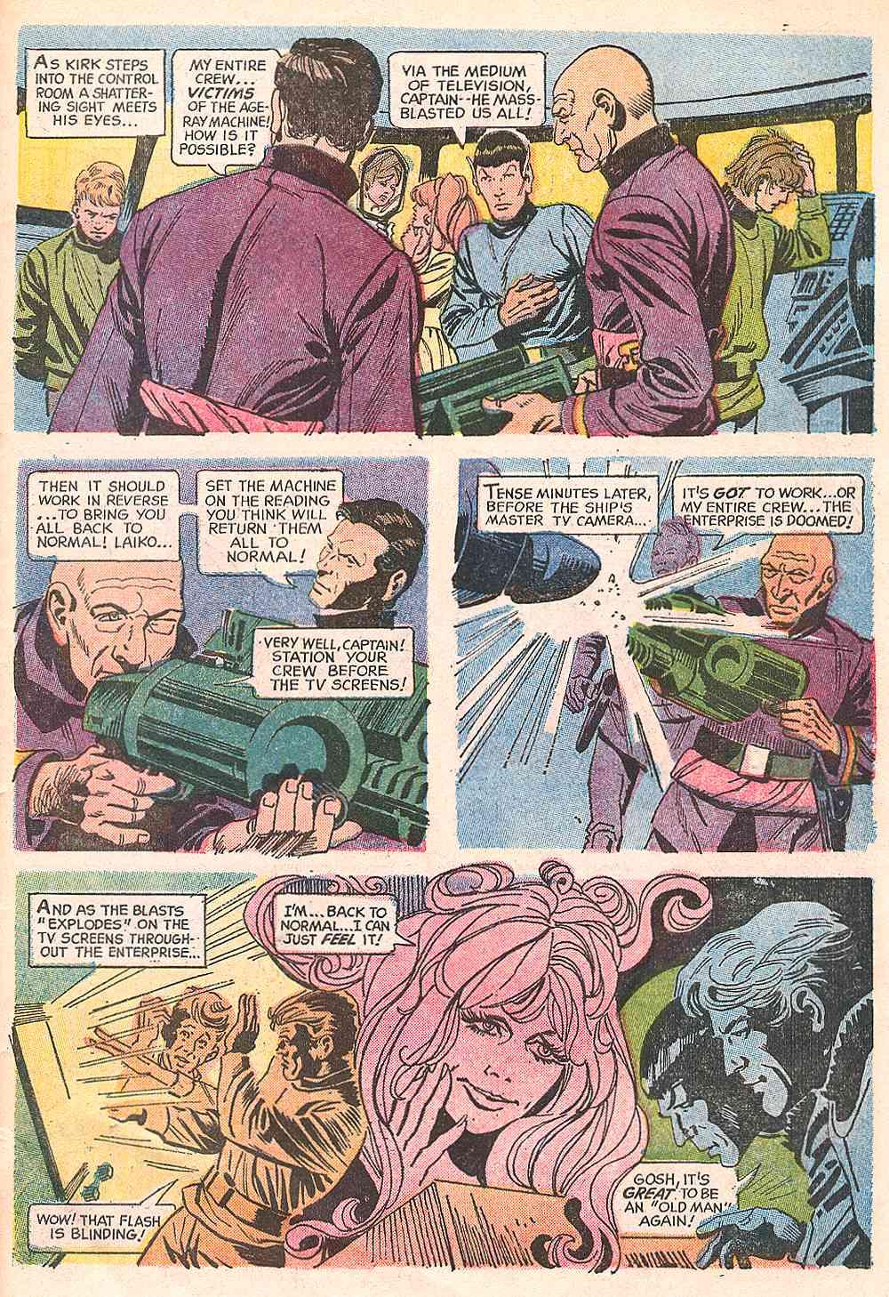 Star Trek (1967) Issue #8 #8 - English 26