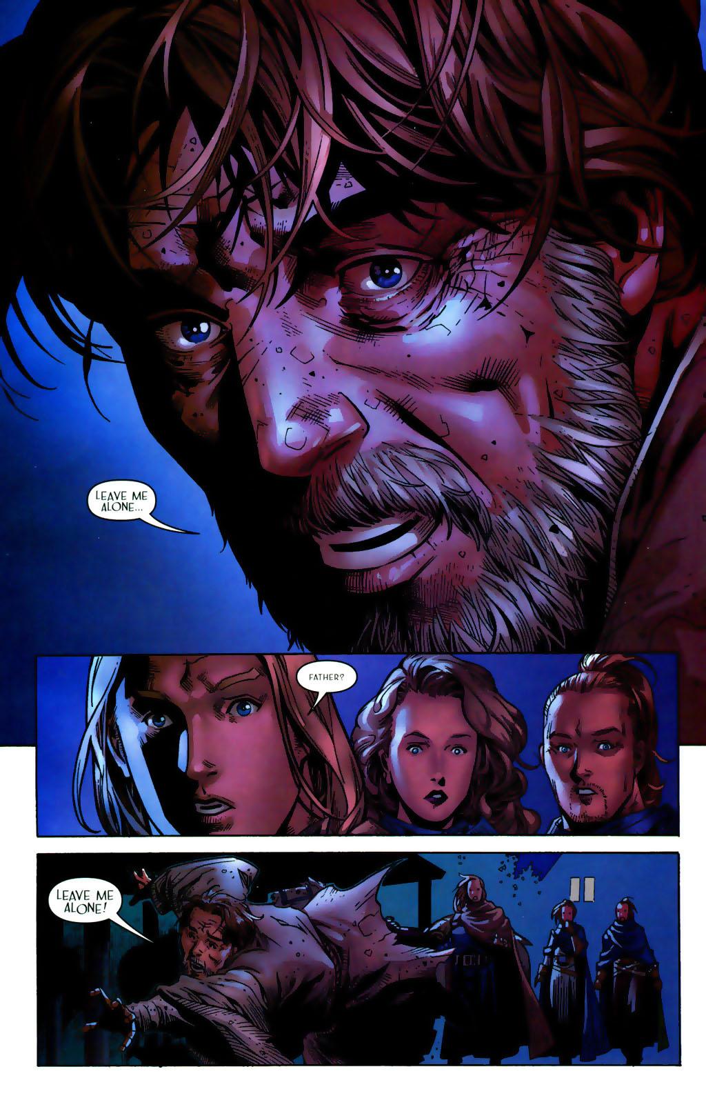 Read online Scion comic -  Issue #38 - 16