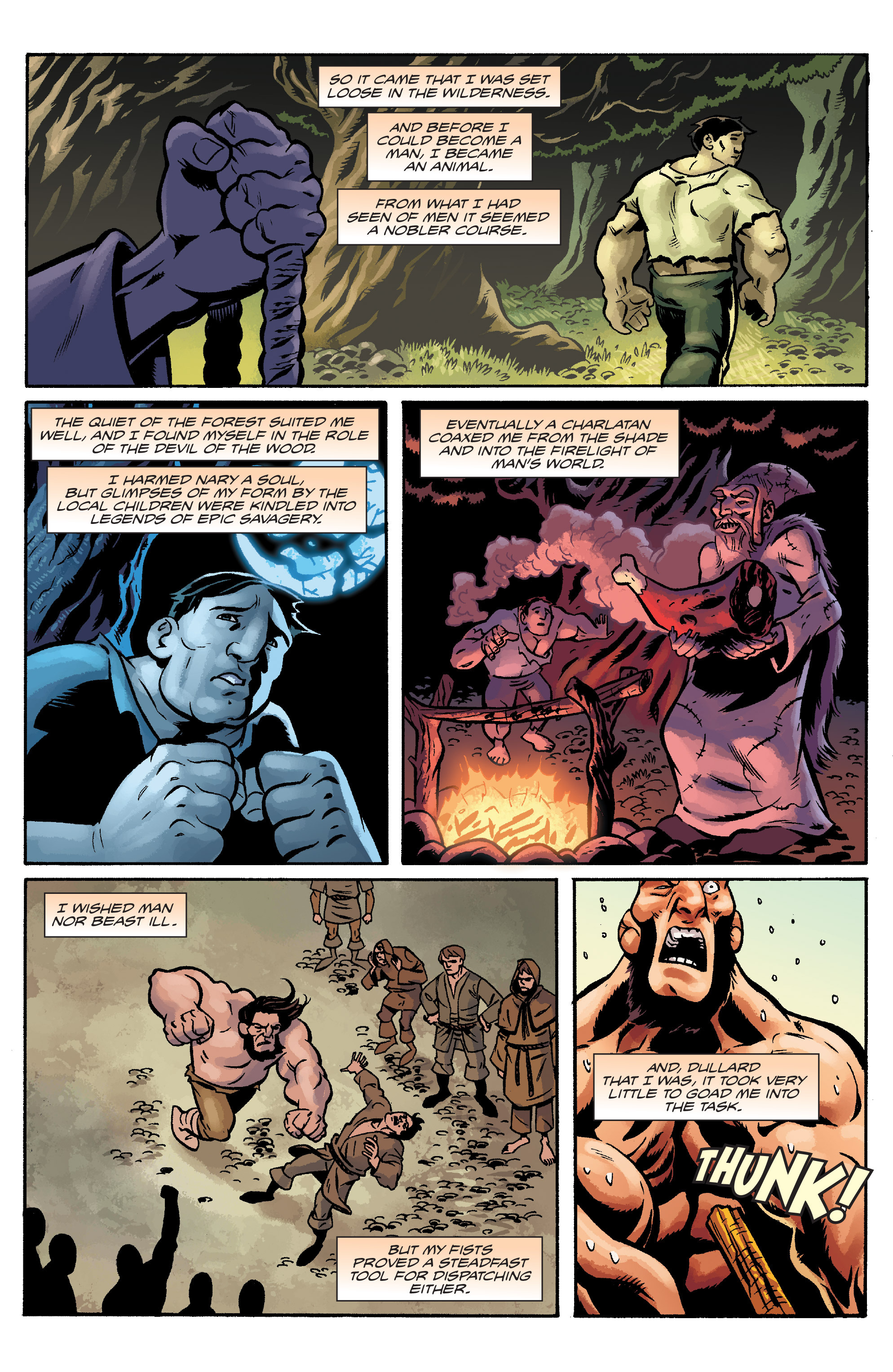 Read online The Anchor comic -  Issue # TPB 2 - 31