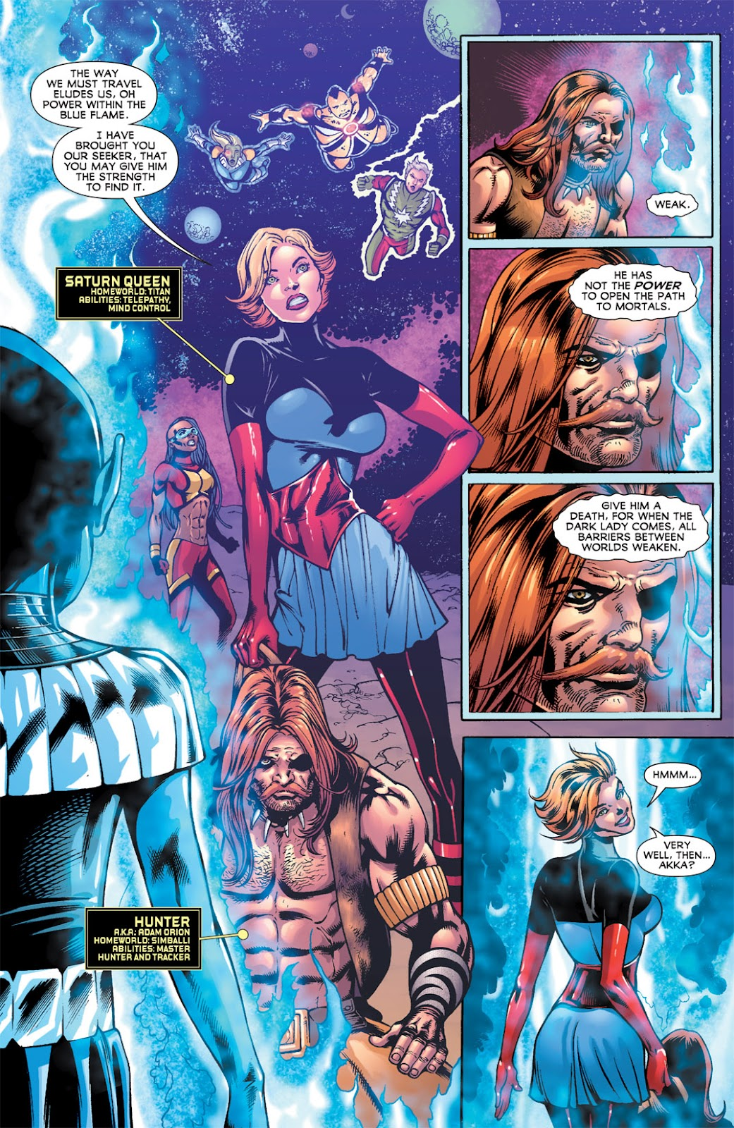 Legion of Super-Heroes (2010) Issue #14 #15 - English 10