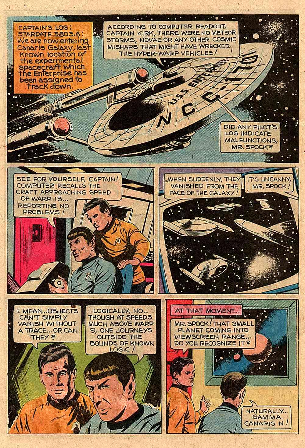 Star Trek (1967) #49 #49 - English 3