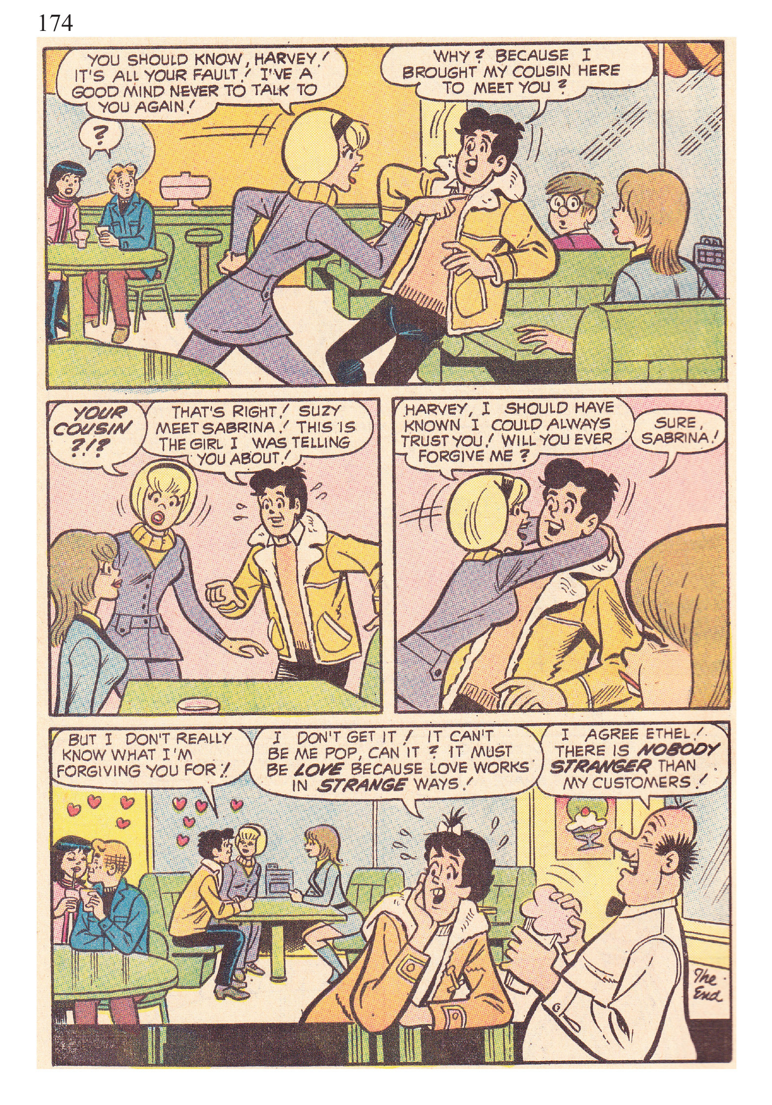Read online The Best of Archie Comics comic -  Issue # TPB 2 (Part 1) - 176