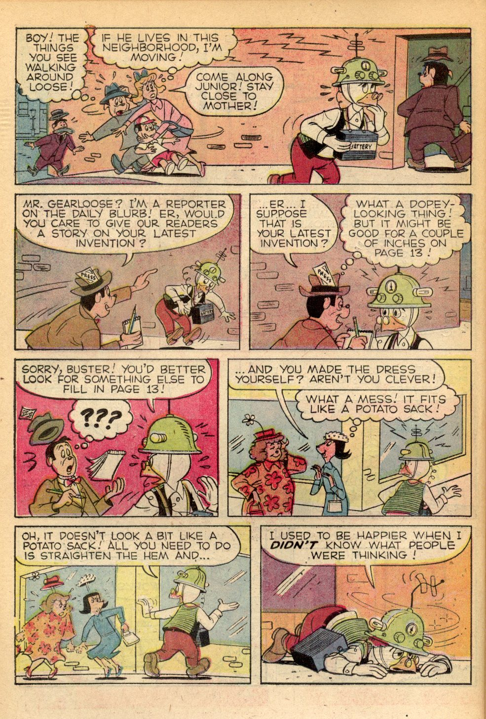 Uncle Scrooge (1953) Issue #90 #90 - English 26