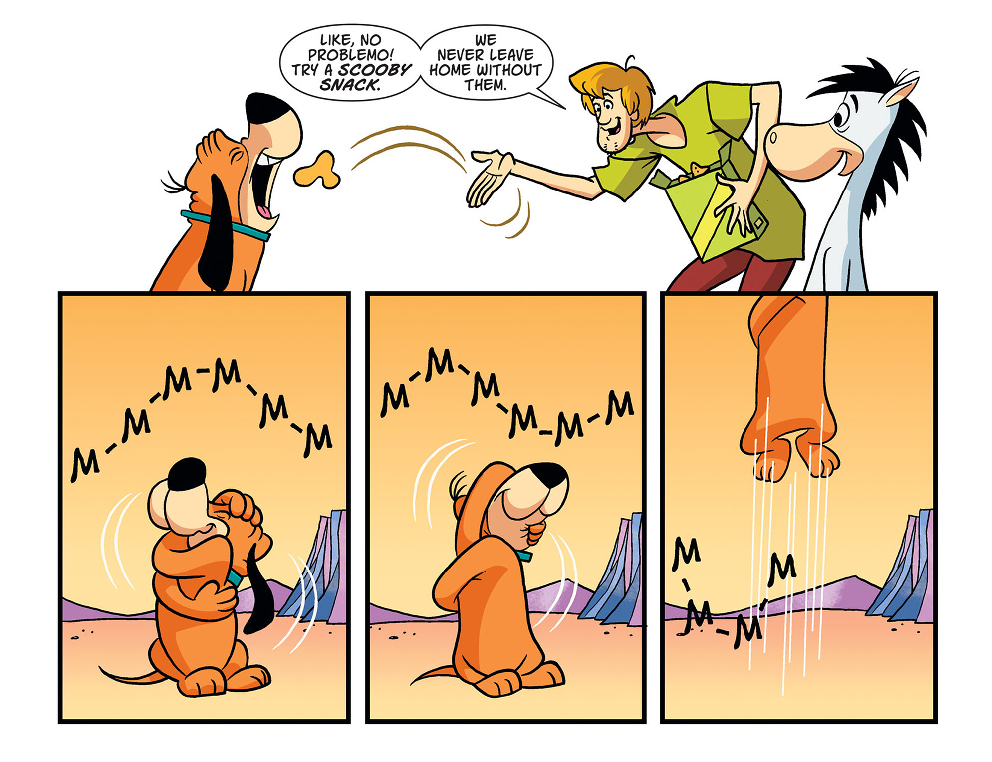 Read online Scooby-Doo! Team-Up comic -  Issue #45 - 13