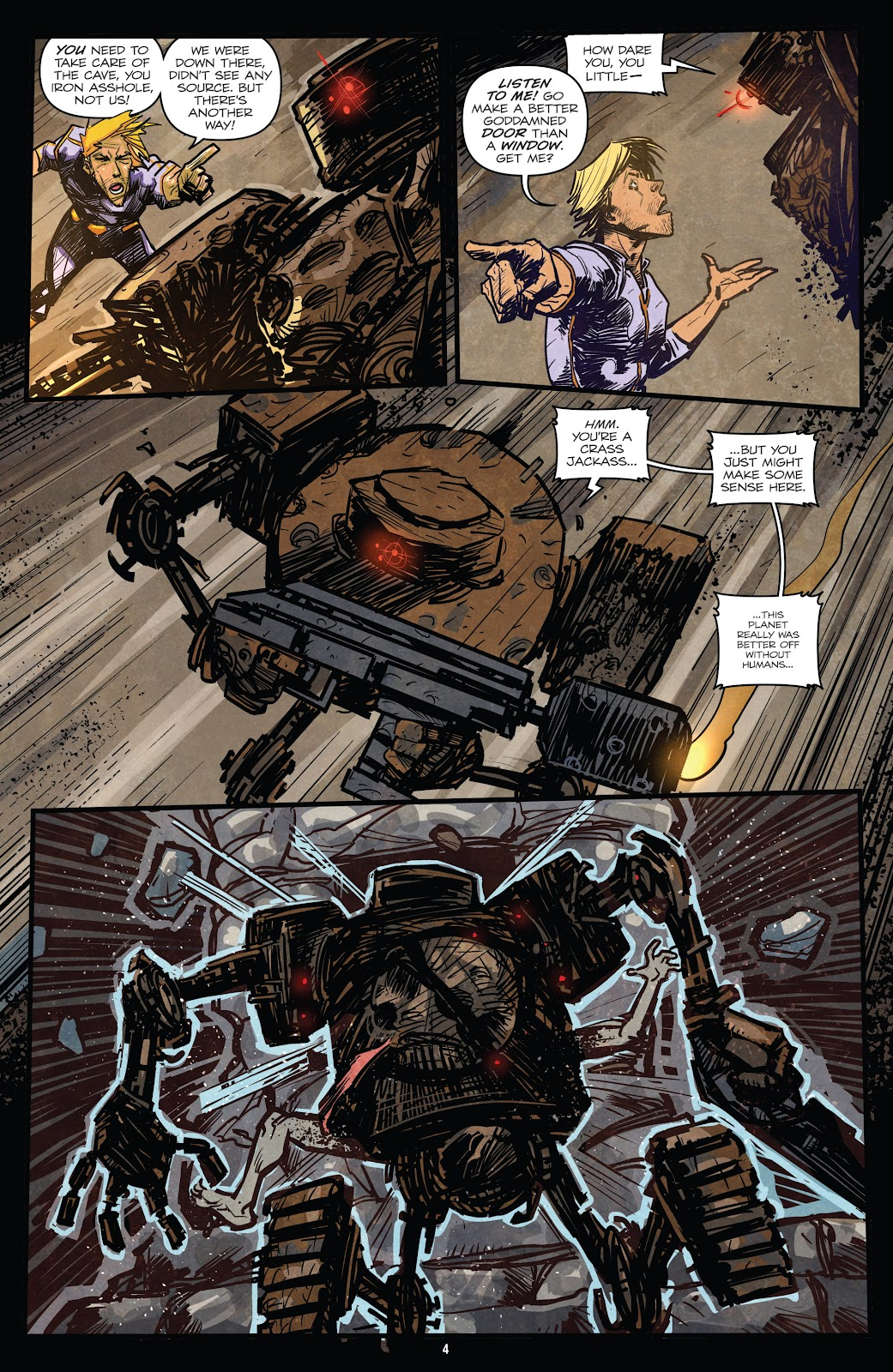 Zombies vs Robots (2015) Issue #6 Page 6
