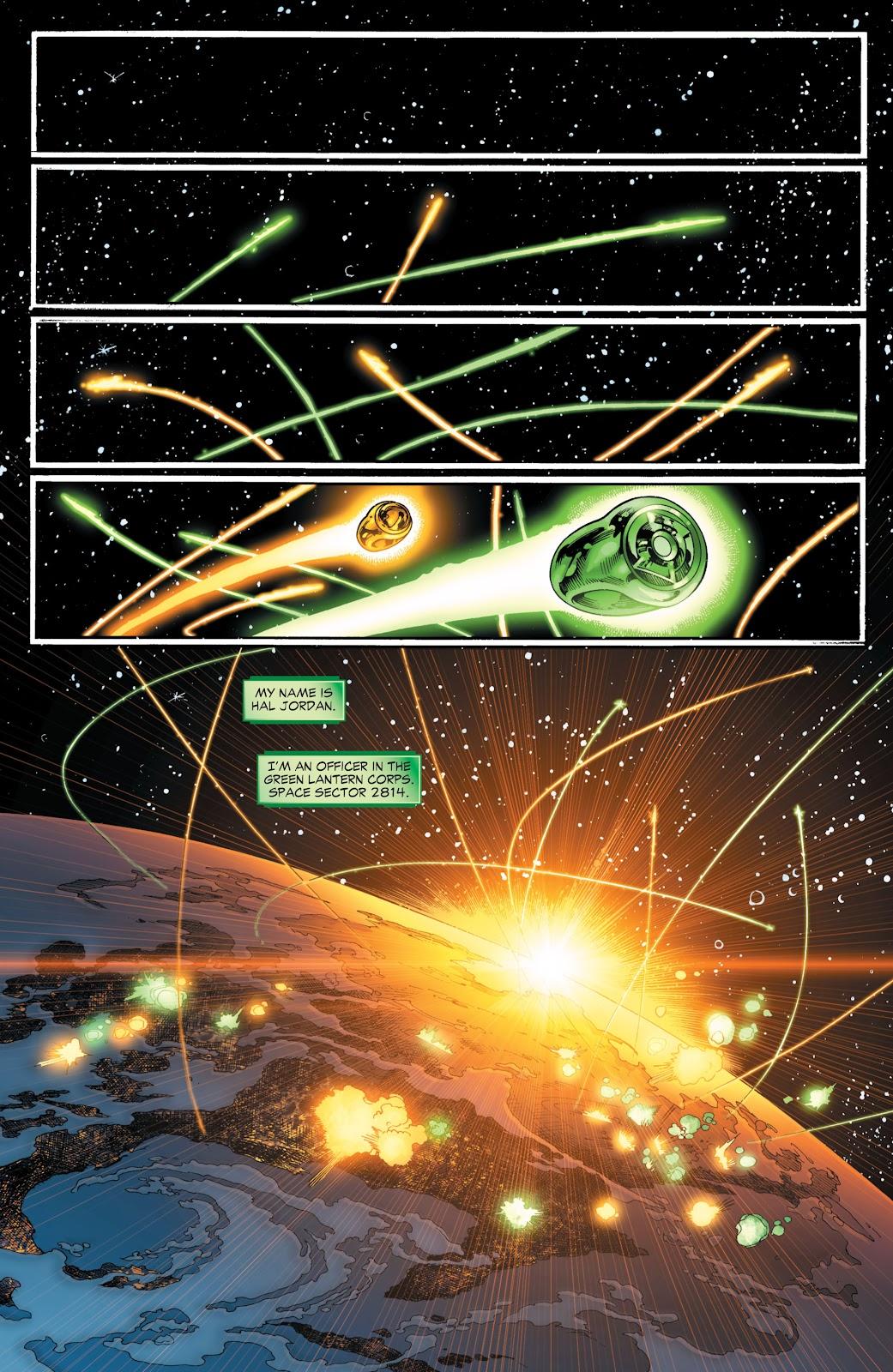 Green Lantern: The Sinestro Corps War Full #1 - English 246