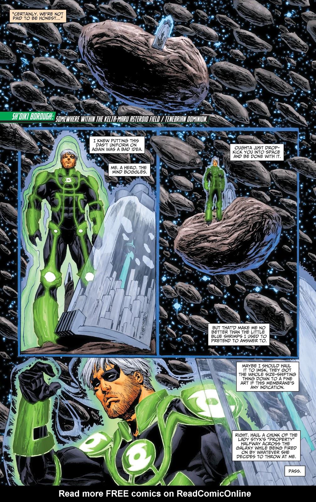 Threshold (2013) Issue #7 #7 - English 6