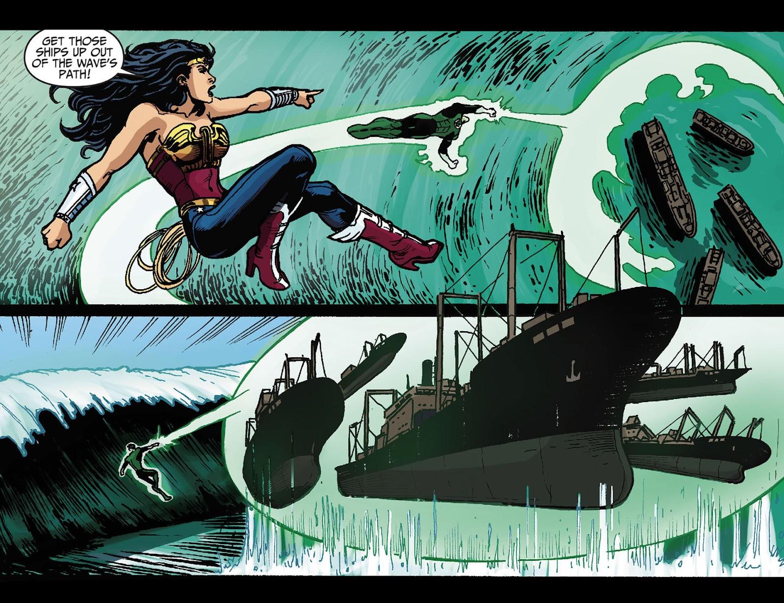 Injustice: Gods Among Us [I] Issue #11 #12 - English 19