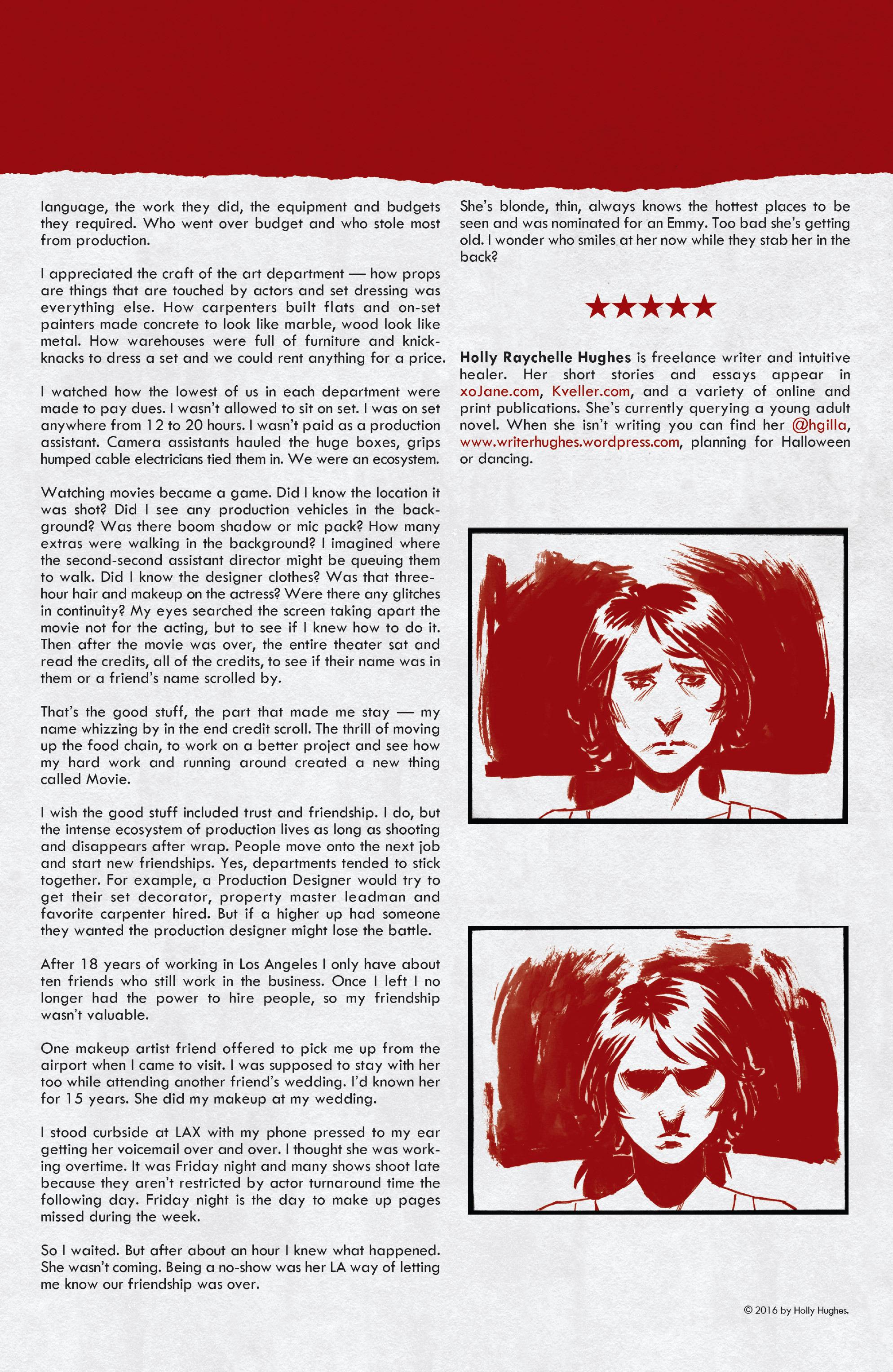 Read online Glitterbomb comic -  Issue #2 - 28