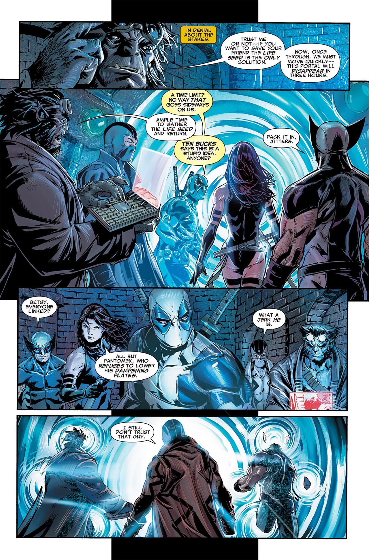 Uncanny X-Force (2010) #11 #26 - English 4