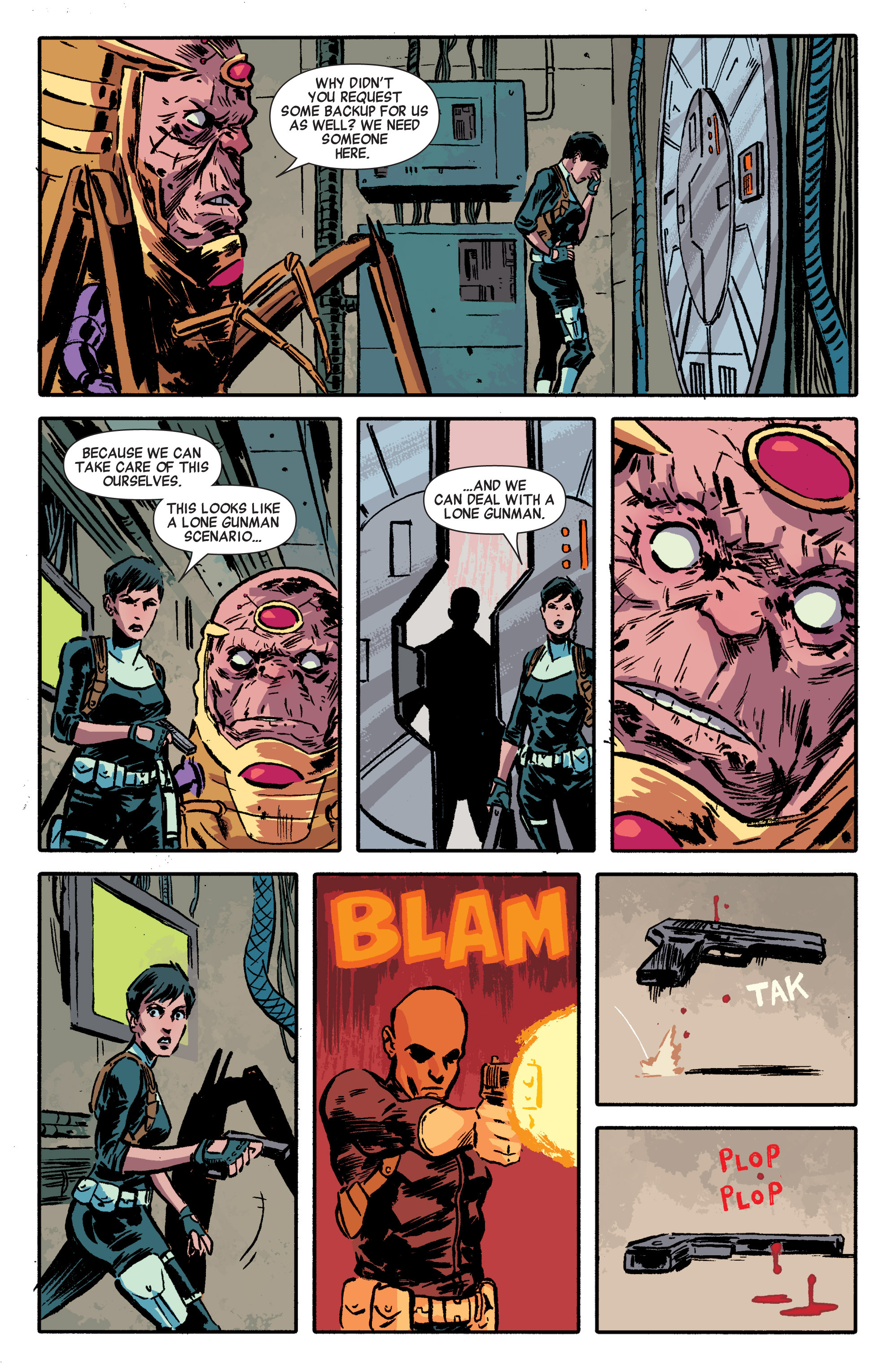 Read online Secret Avengers (2014) comic -  Issue #1 - 21
