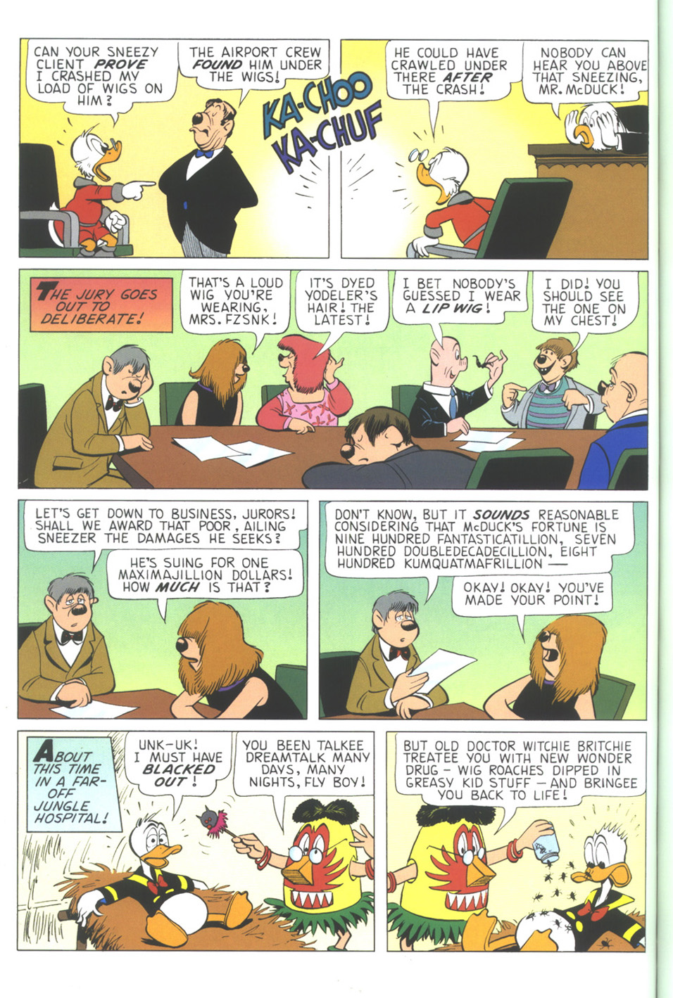 Uncle Scrooge (1953) Issue #339 #339 - English 54