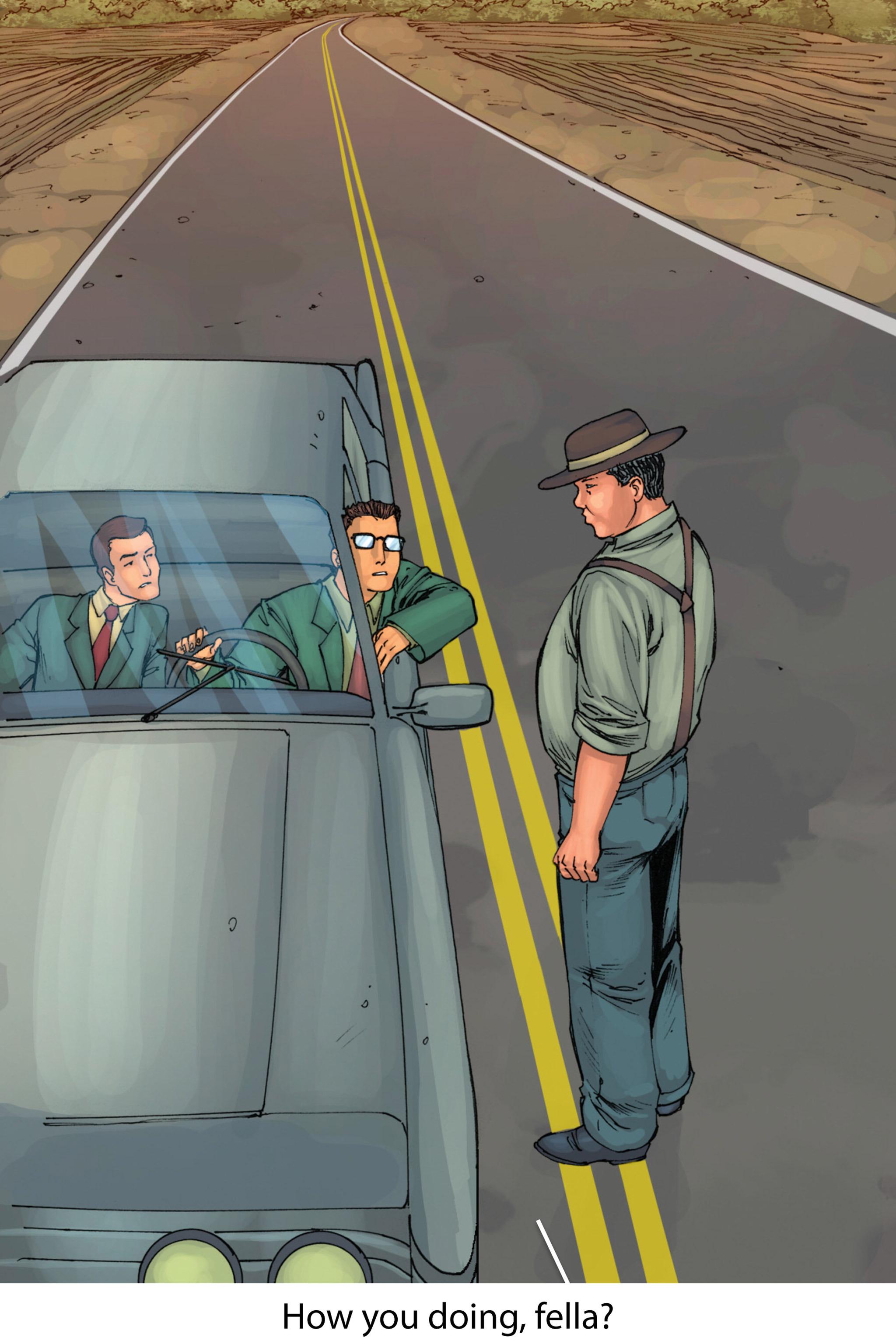 Read online Z-Men comic -  Issue #1 - 113