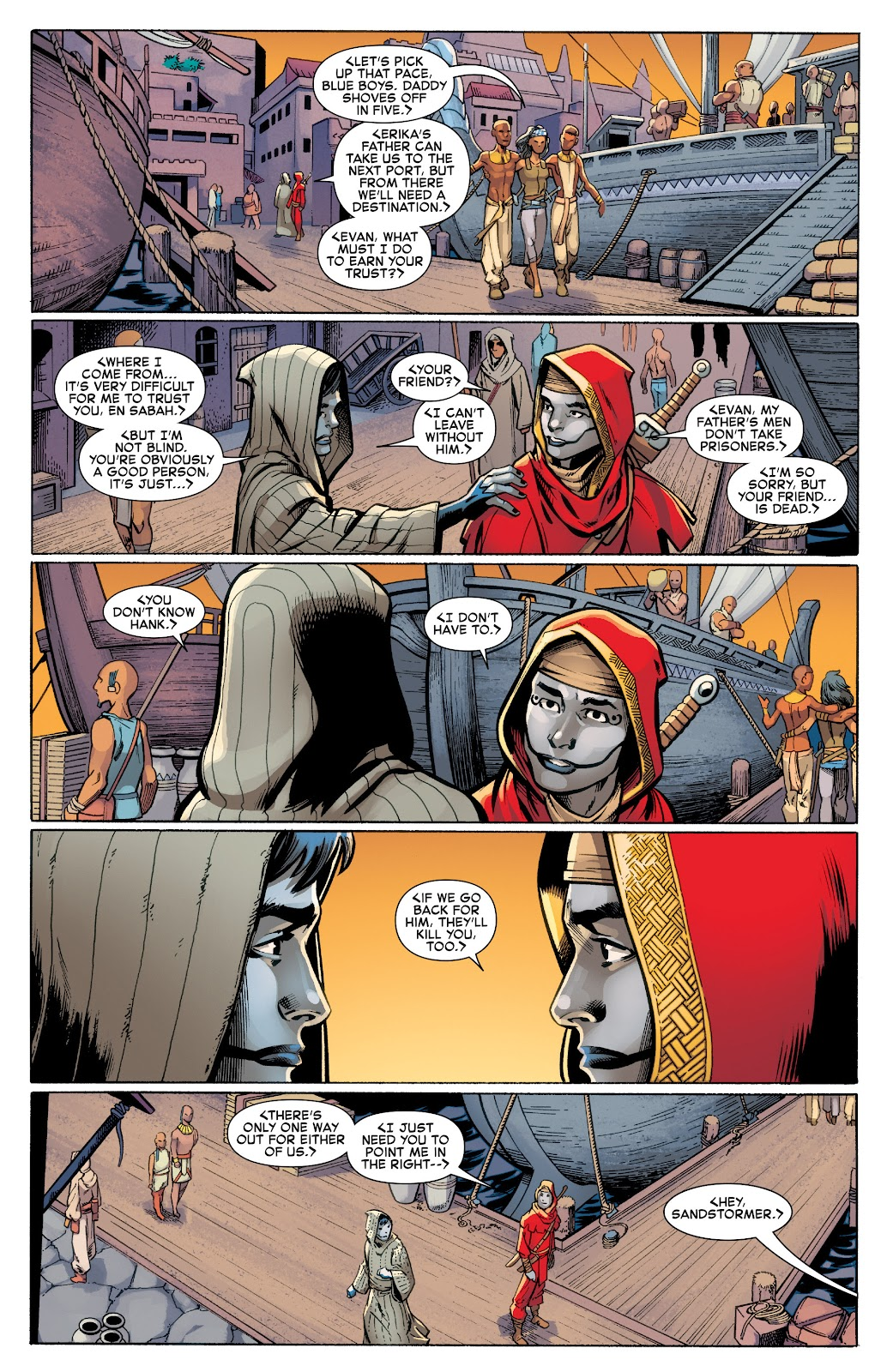 All-New X-Men (2016) Issue #10 #12 - English 18