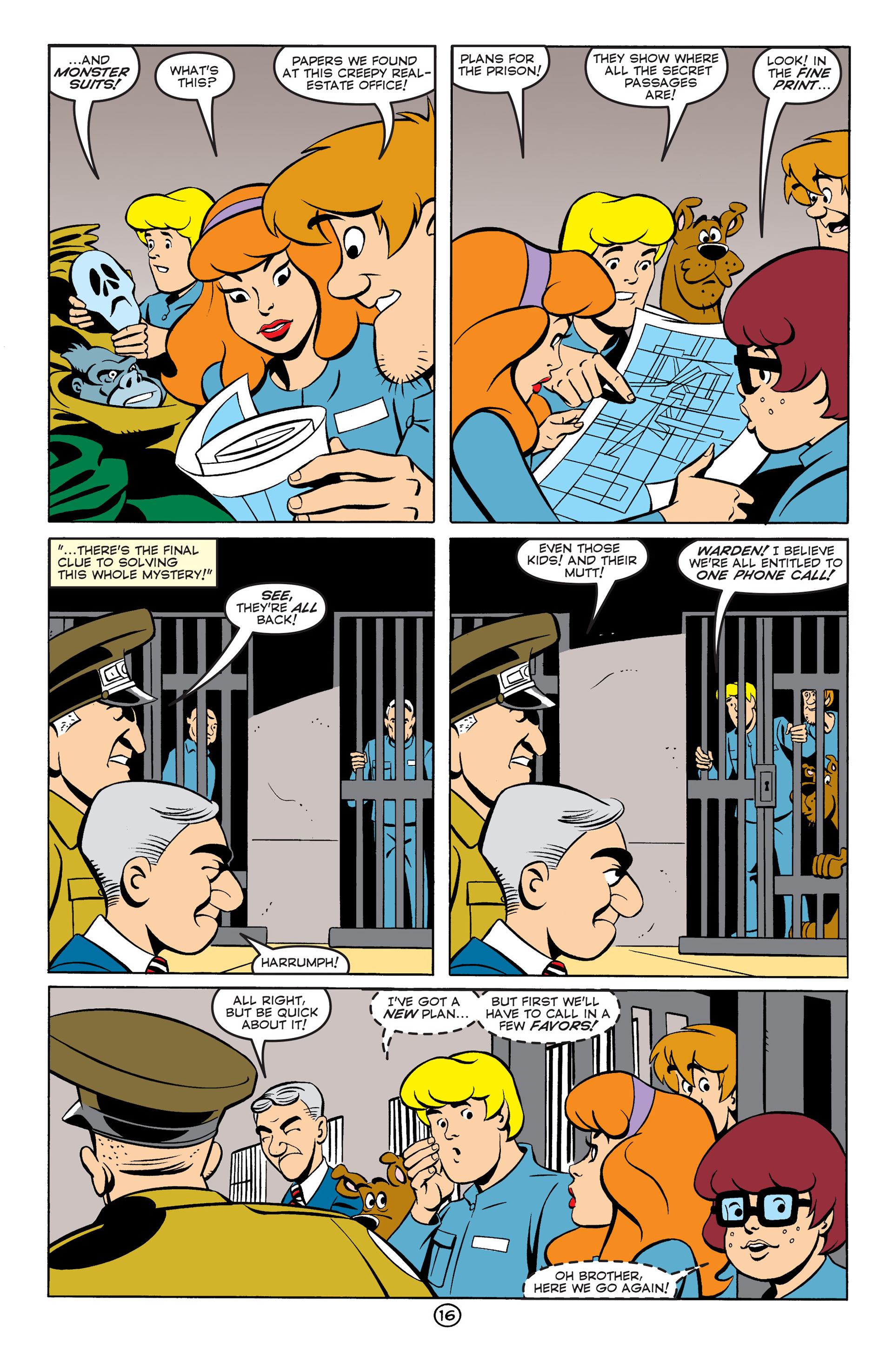 Read online Scooby-Doo (1997) comic -  Issue #50 - 17