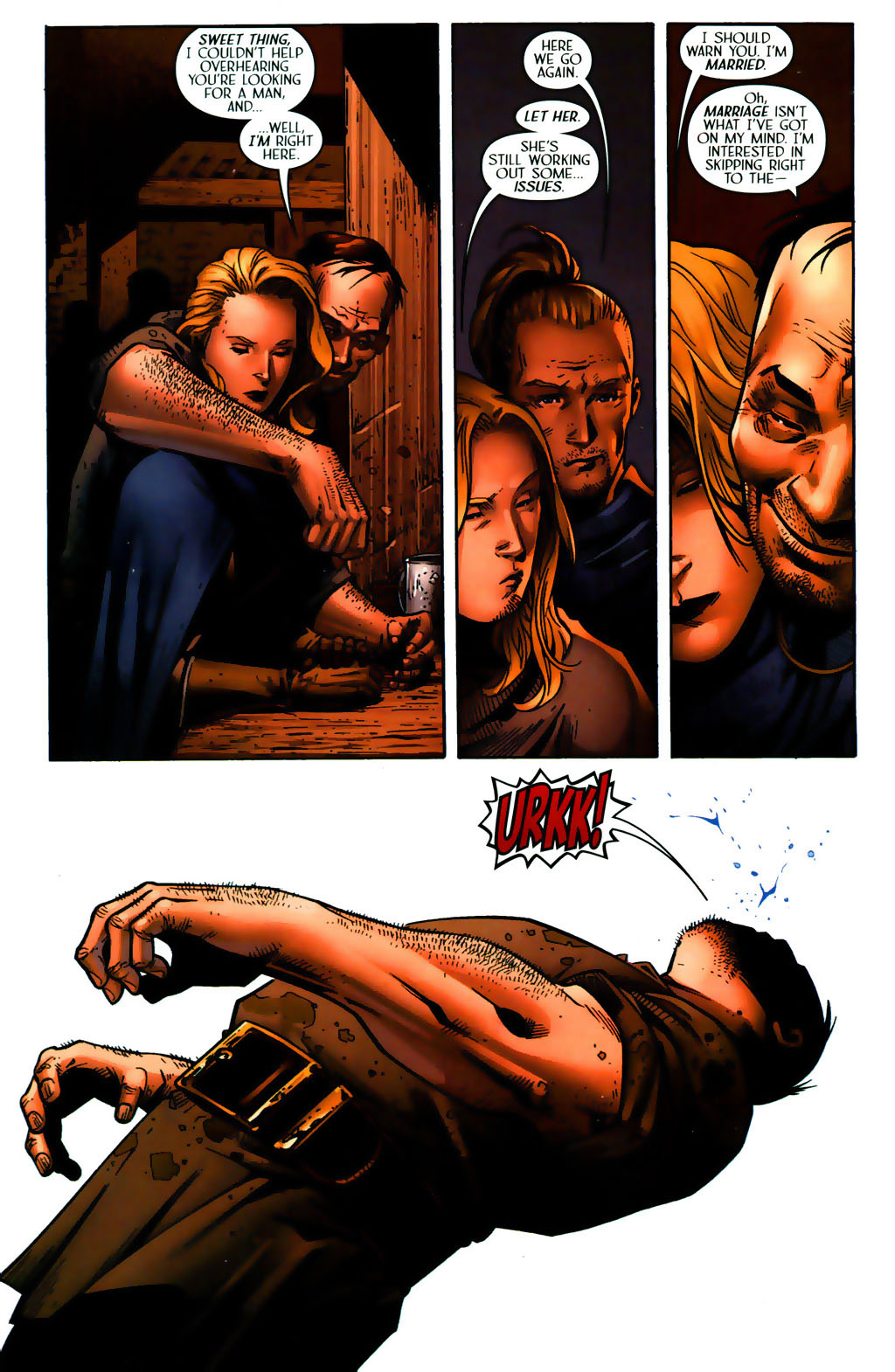 Read online Scion comic -  Issue #38 - 13