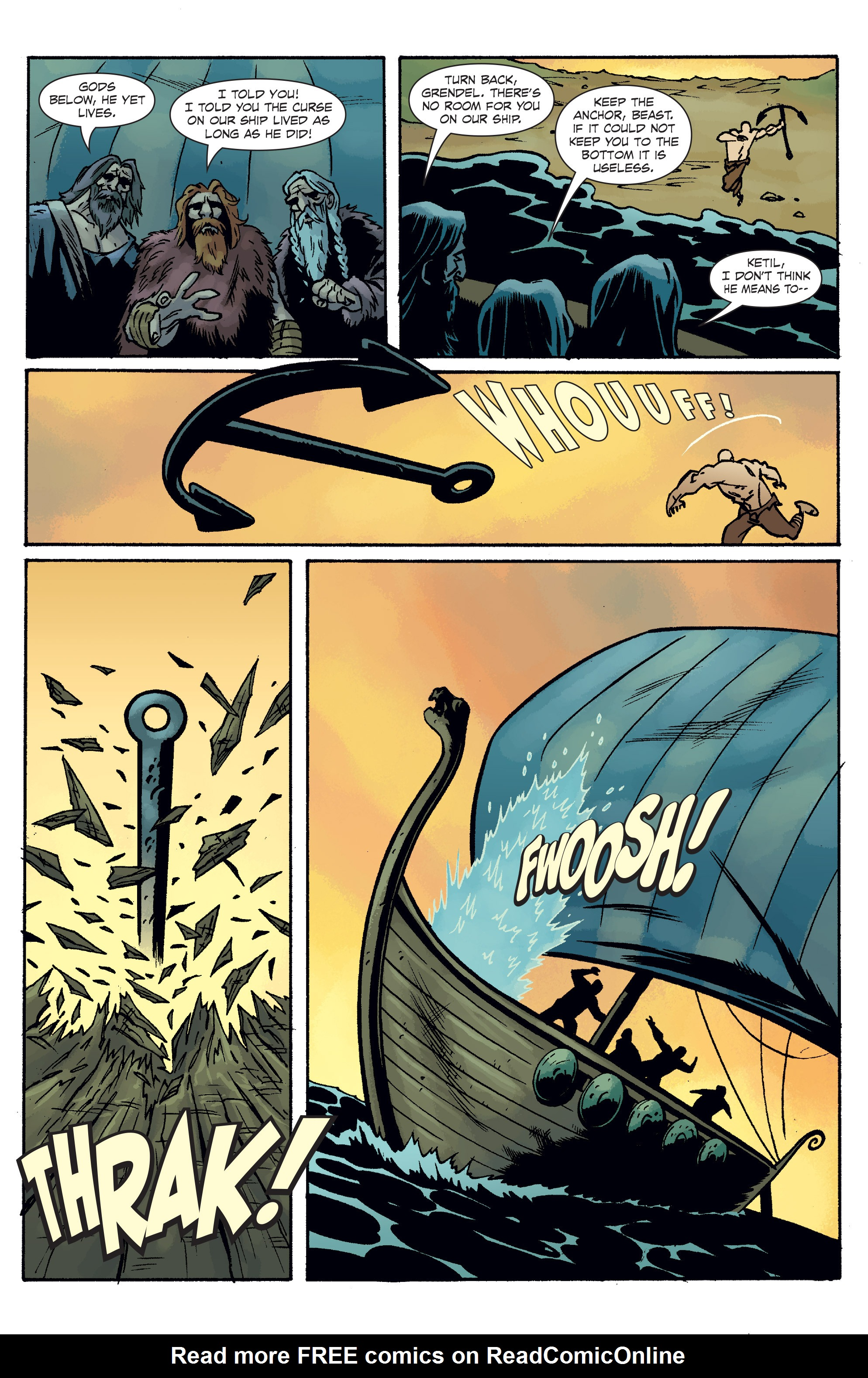 Read online The Anchor comic -  Issue # TPB 2 - 41