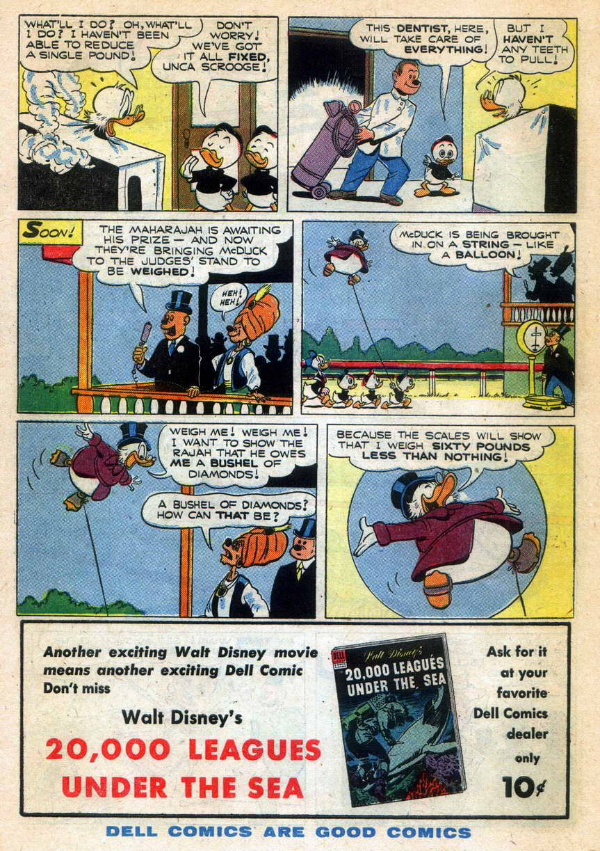 Uncle Scrooge (1953) Issue #9 #9 - English 34