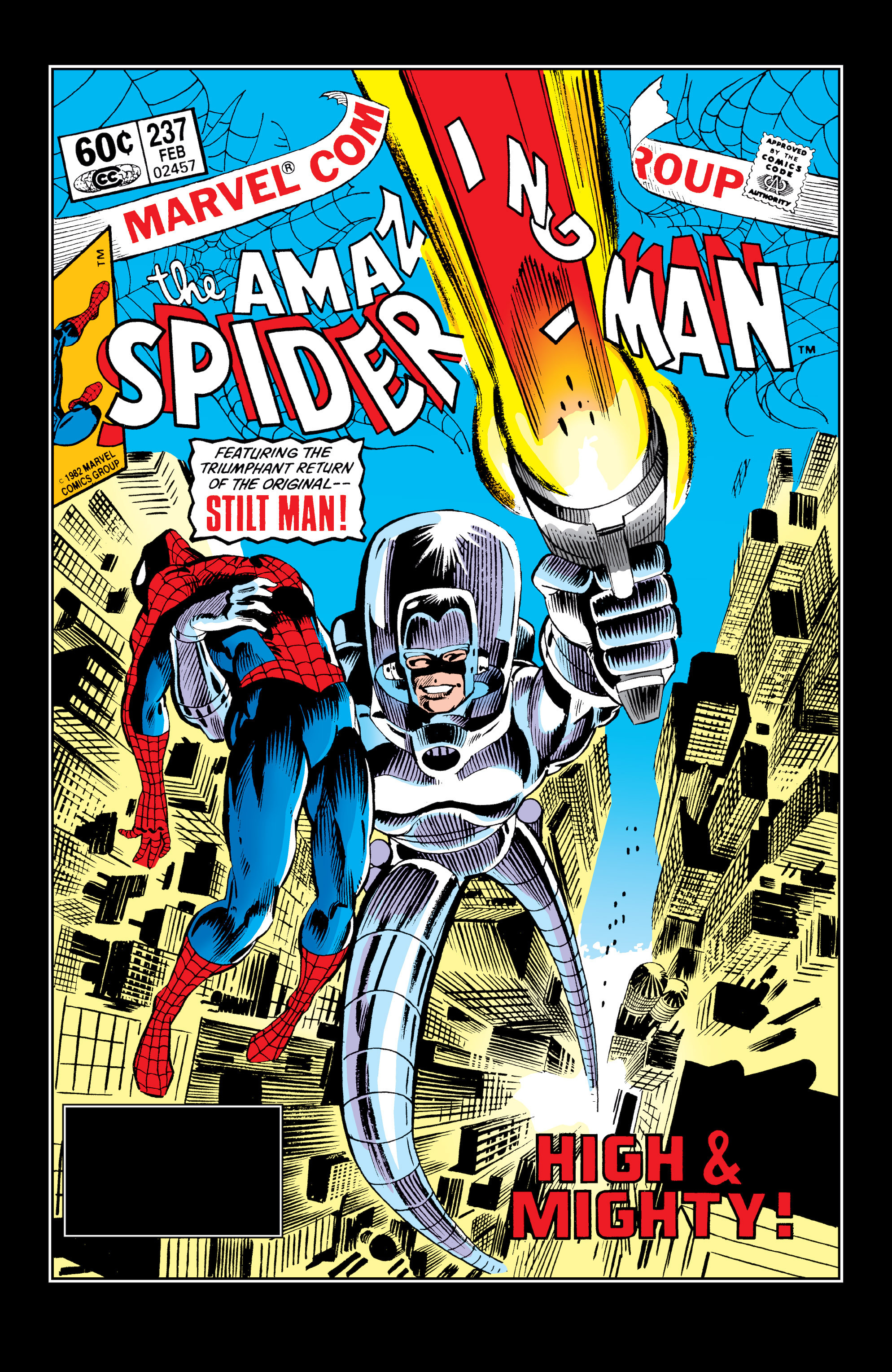 The Amazing Spider-Man (1963) 237 Page 1
