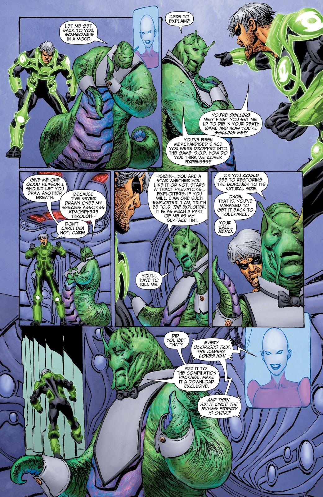 Threshold (2013) Issue #7 #7 - English 5