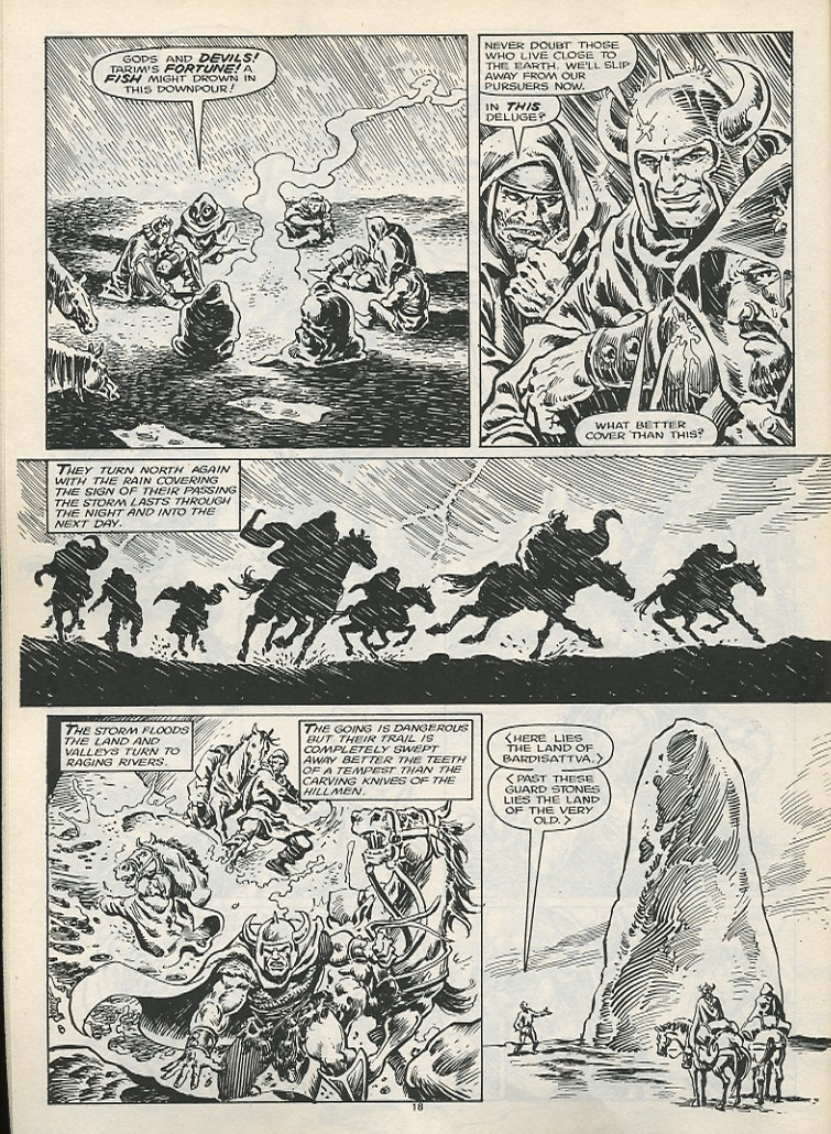 The Savage Sword Of Conan Issue #178 #179 - English 20