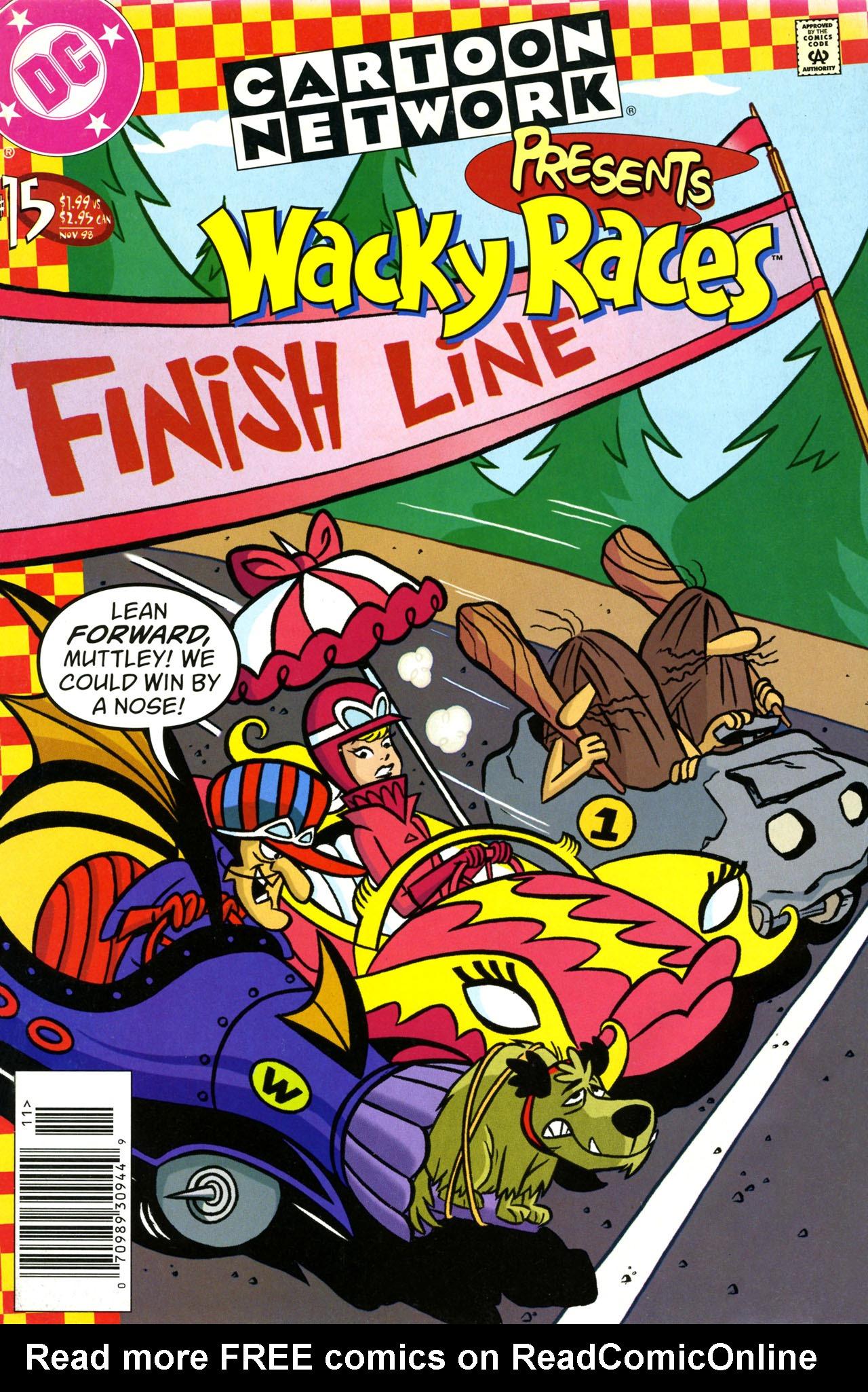 Cartoon Network Presents 15 Page 1
