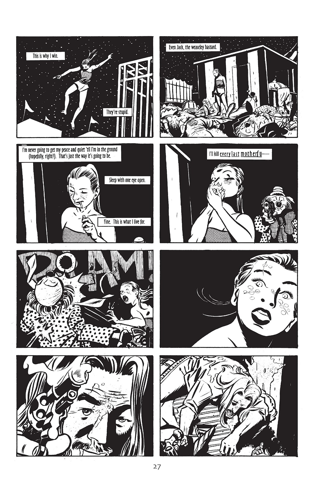 Stray Bullets Issue #10 #10 - English 29