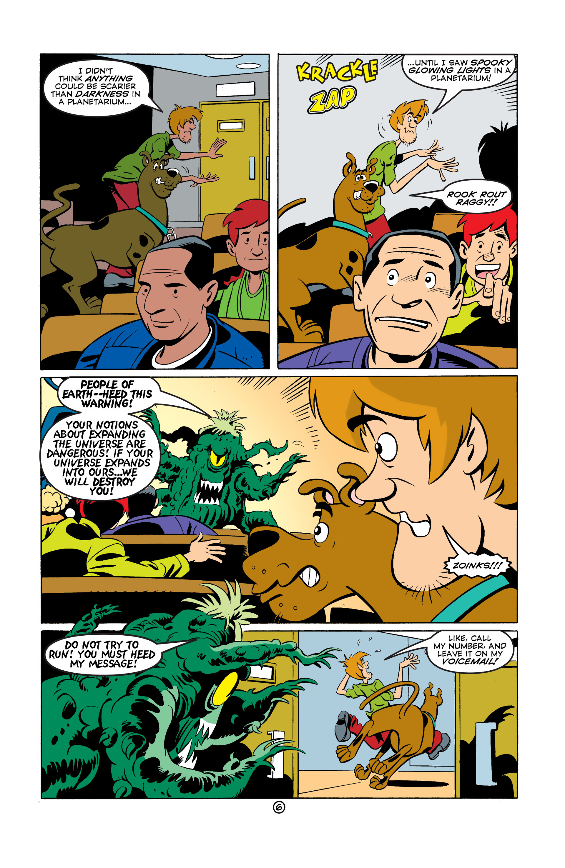 Read online Scooby-Doo (1997) comic -  Issue #44 - 7