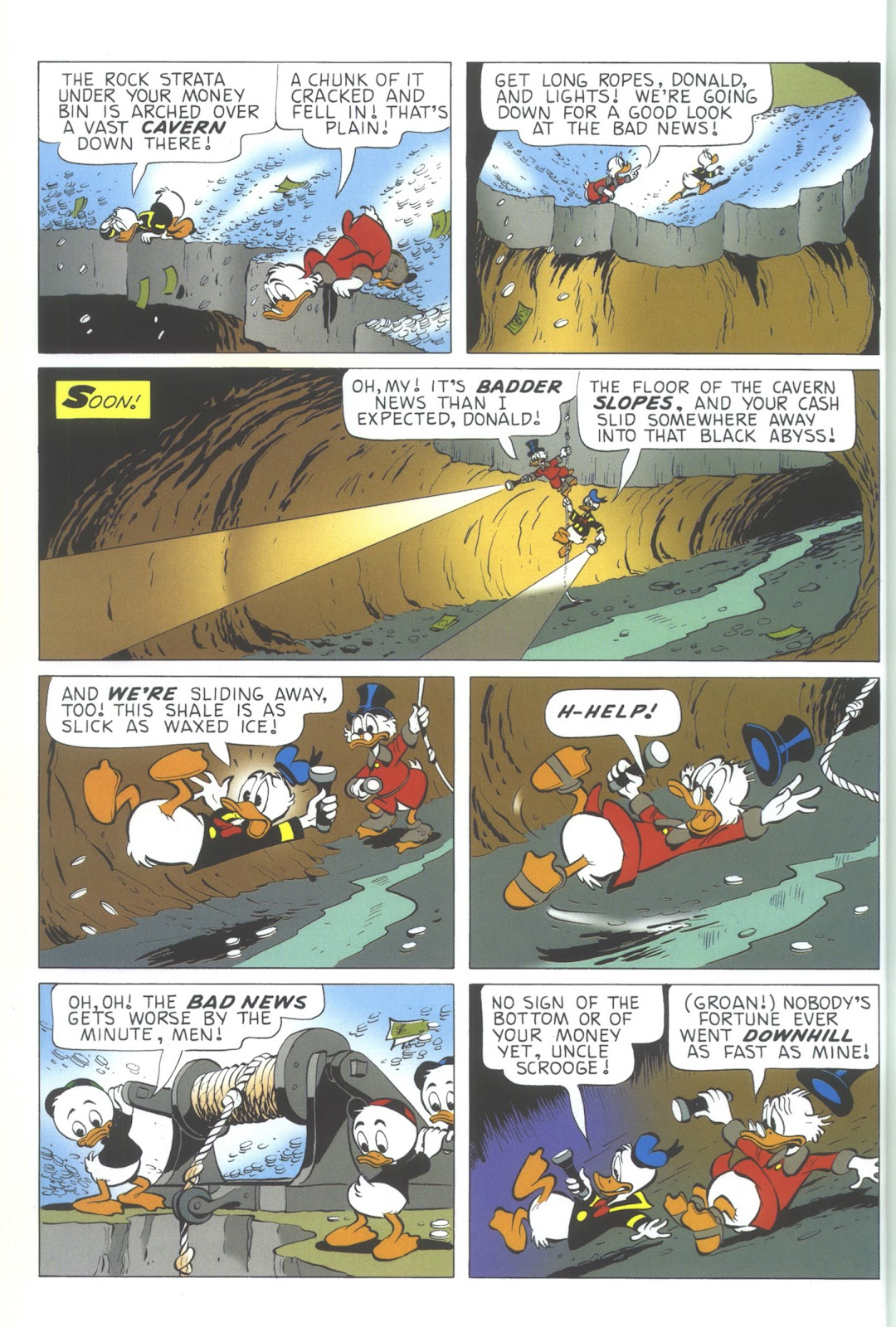 Uncle Scrooge (1953) Issue #356 #356 - English 4