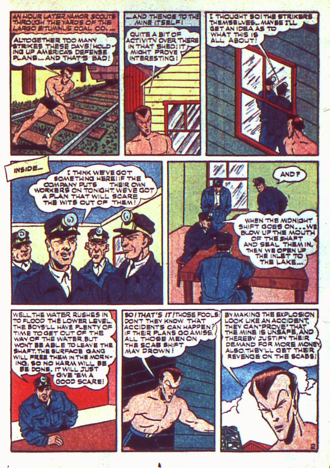 Sub-Mariner Comics Issue #2 #2 - English 25