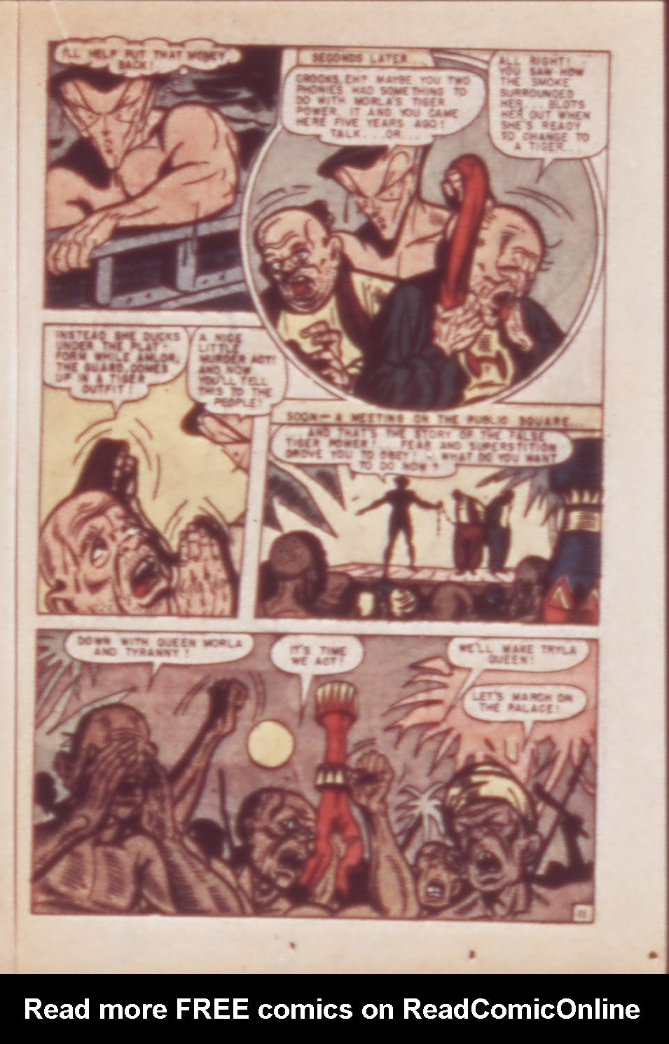 Sub-Mariner Comics Issue #21 #21 - English 25