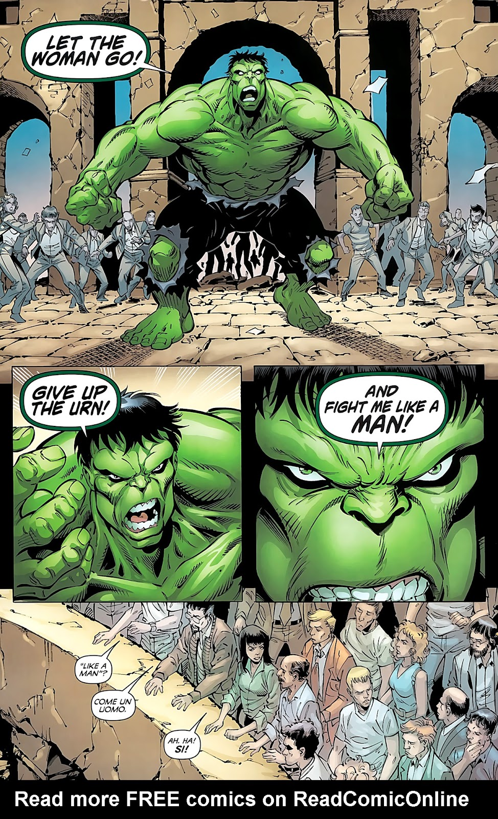 Incredible Hulks (2010) Issue #629 #19 - English 10