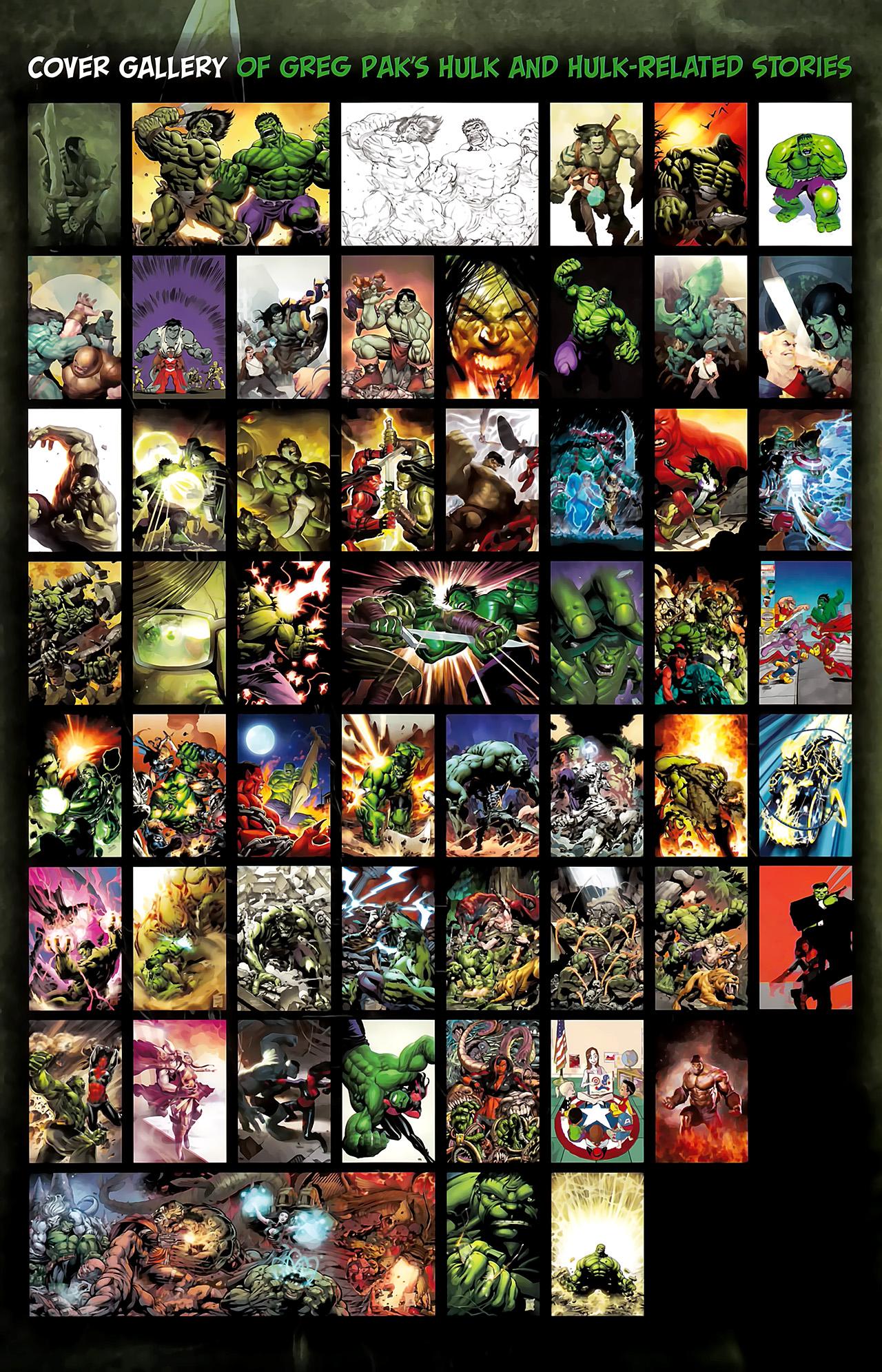 Incredible Hulks (2010) #635 #26 - English 43