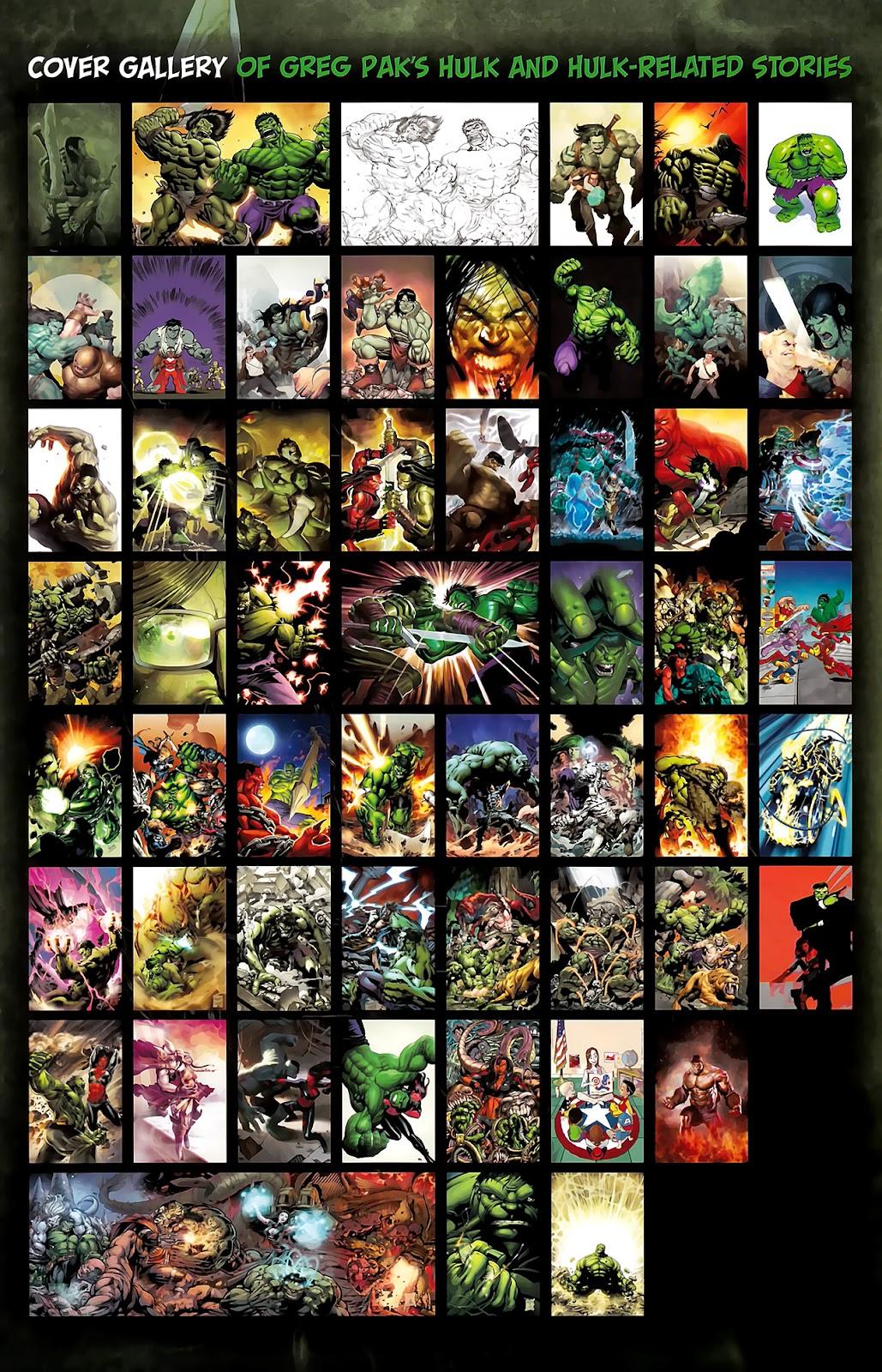 Incredible Hulks (2010) Issue #635 #25 - English 43