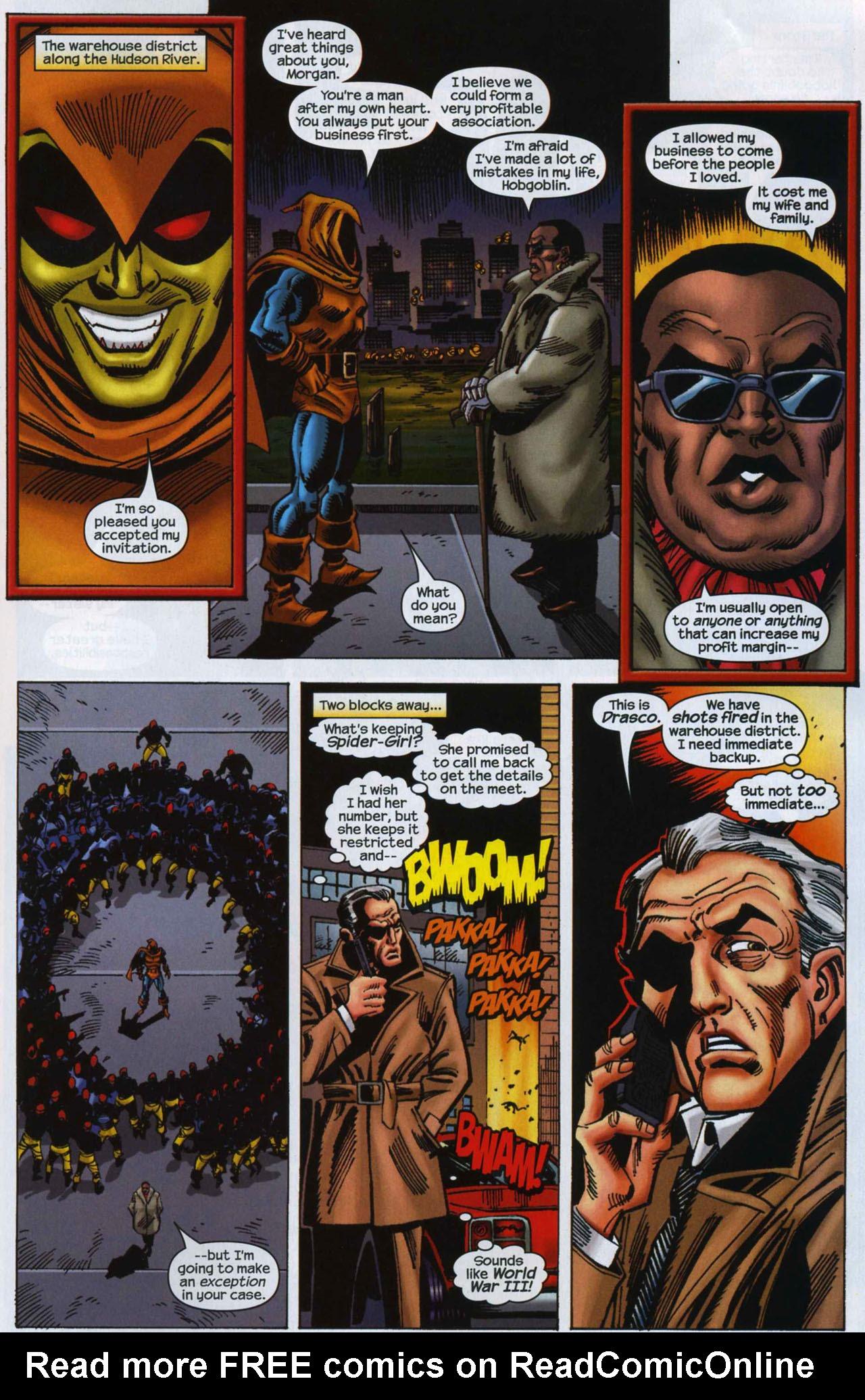 Amazing Spider-Girl #7 #24 - English 21