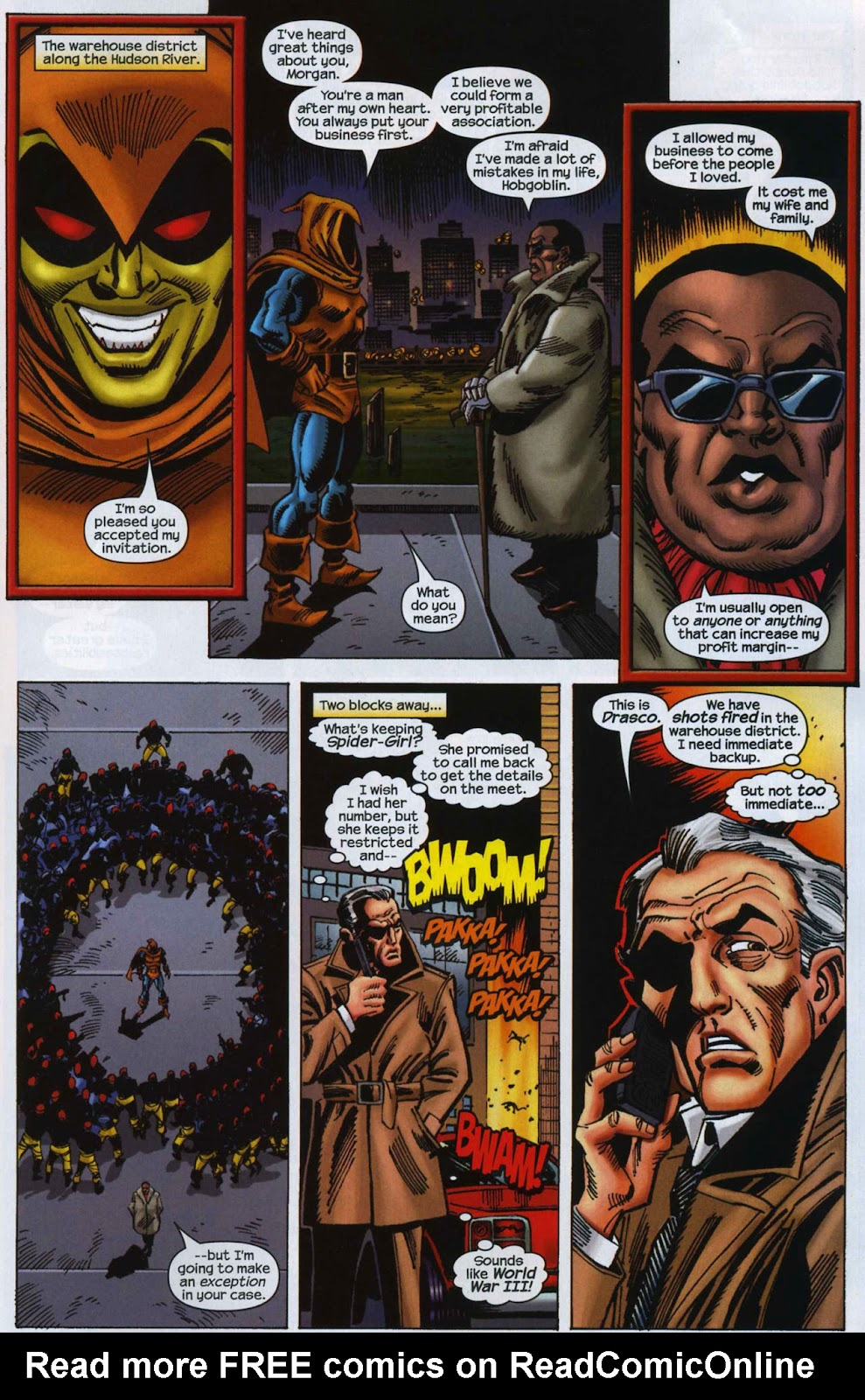 Amazing Spider-Girl Issue #7 #8 - English 21