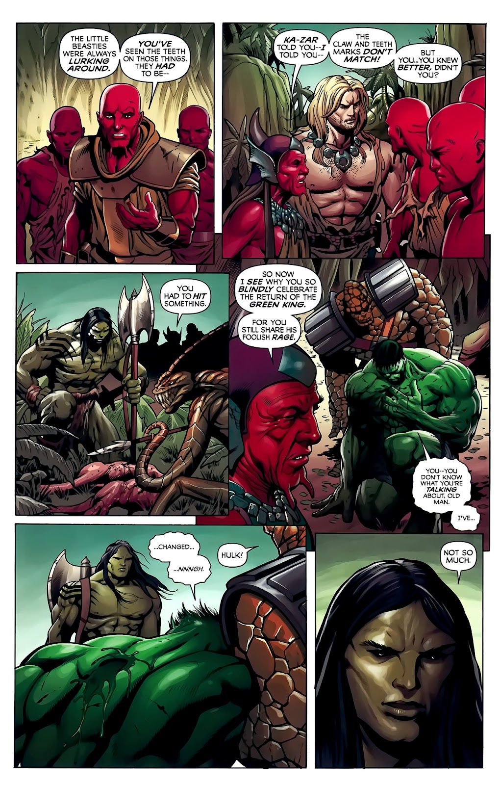 Incredible Hulks (2010) Issue #623 #13 - English 17