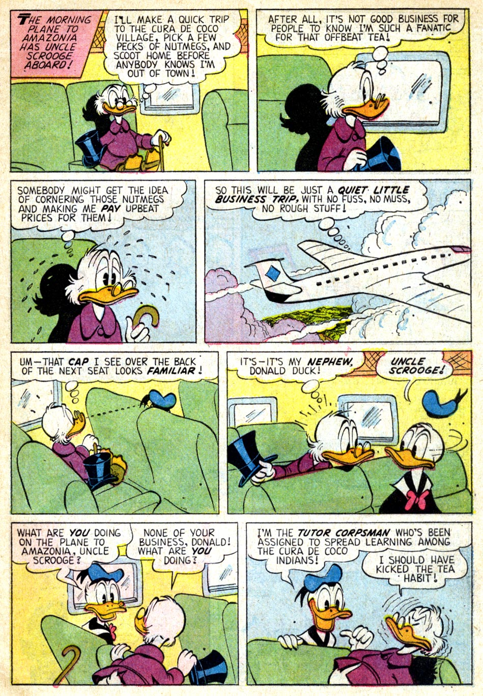 Uncle Scrooge (1953) Issue #39 #39 - English 5