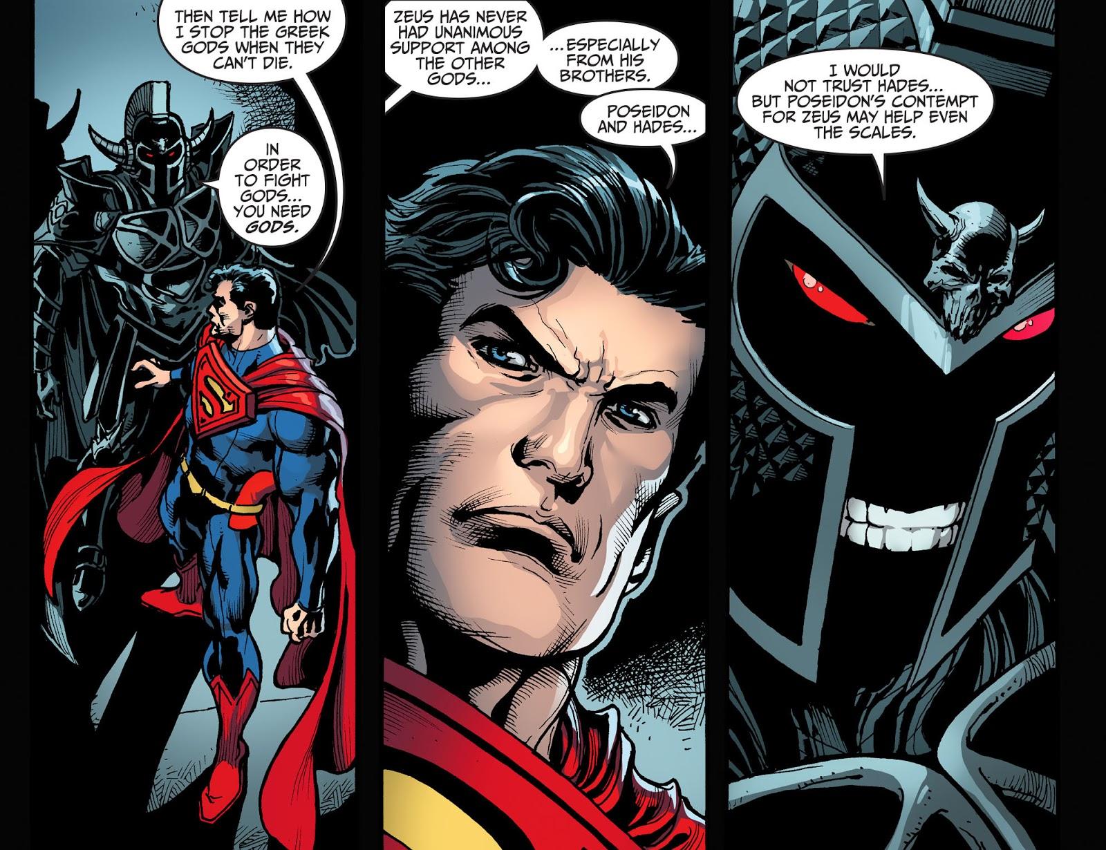 Injustice: Gods Among Us Year Four Issue #16 #17 - English 18