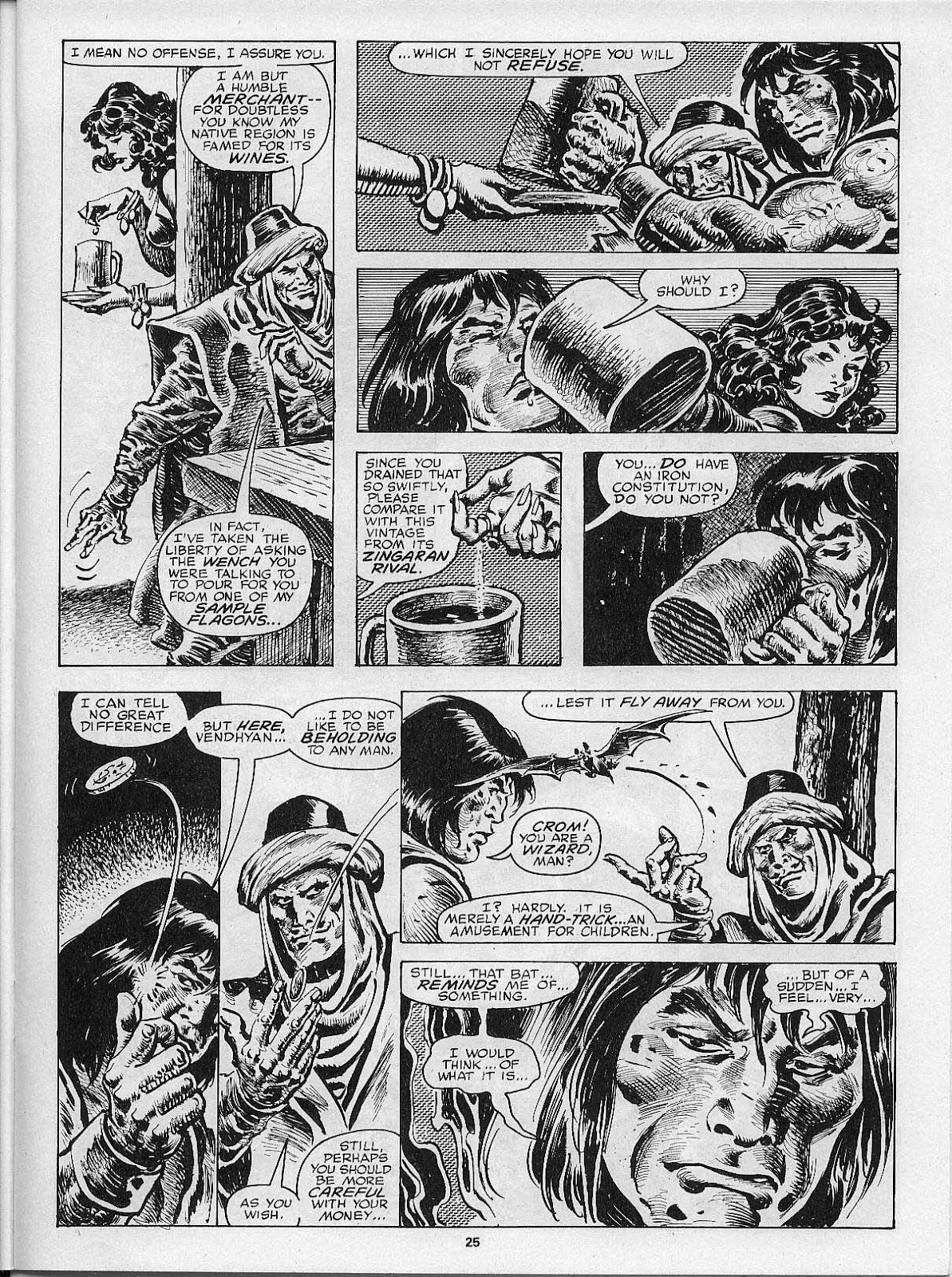 The Savage Sword Of Conan Issue #200 #201 - English 27