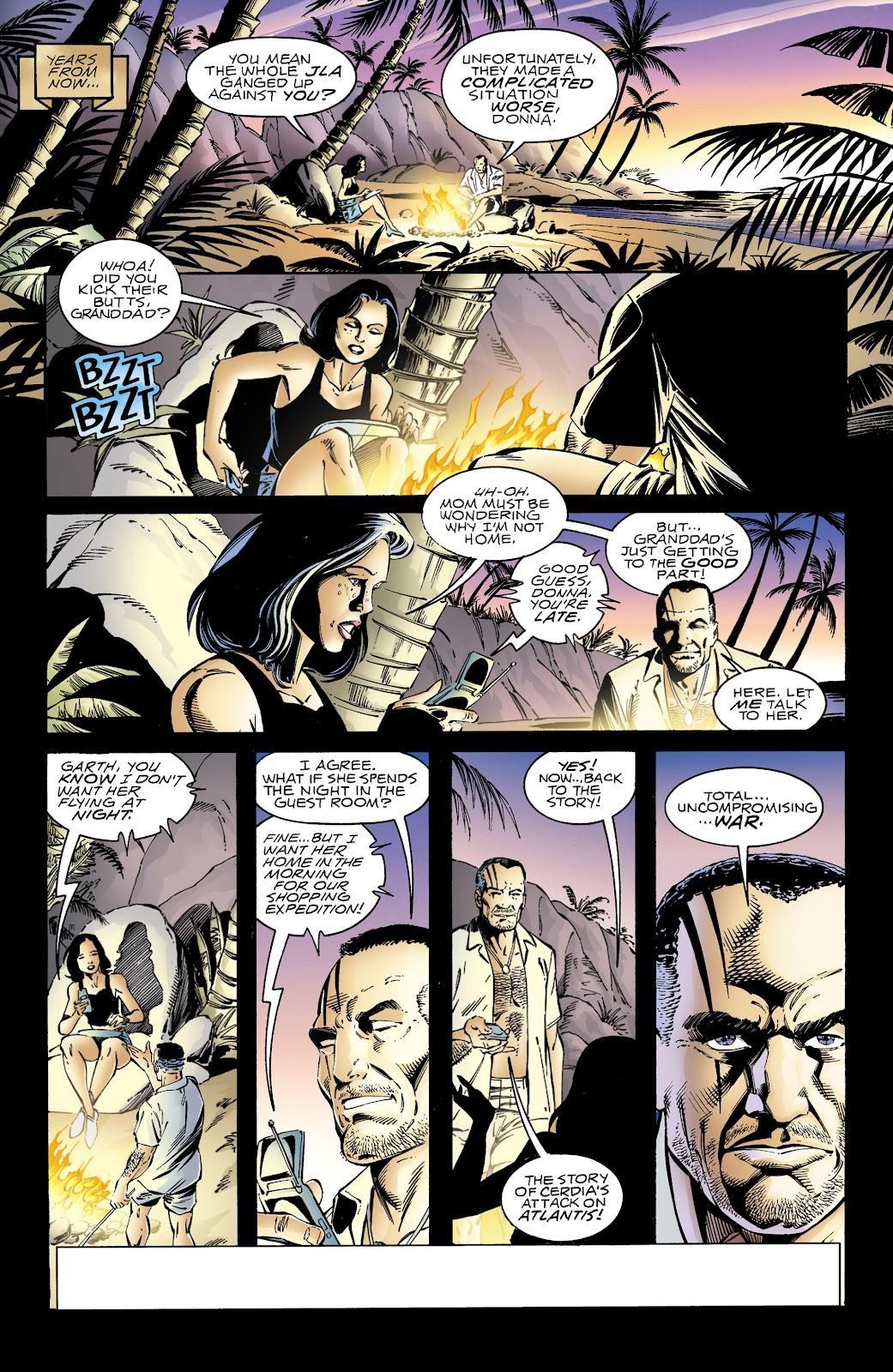 Aquaman (1994) Issue #66 #72 - English 2