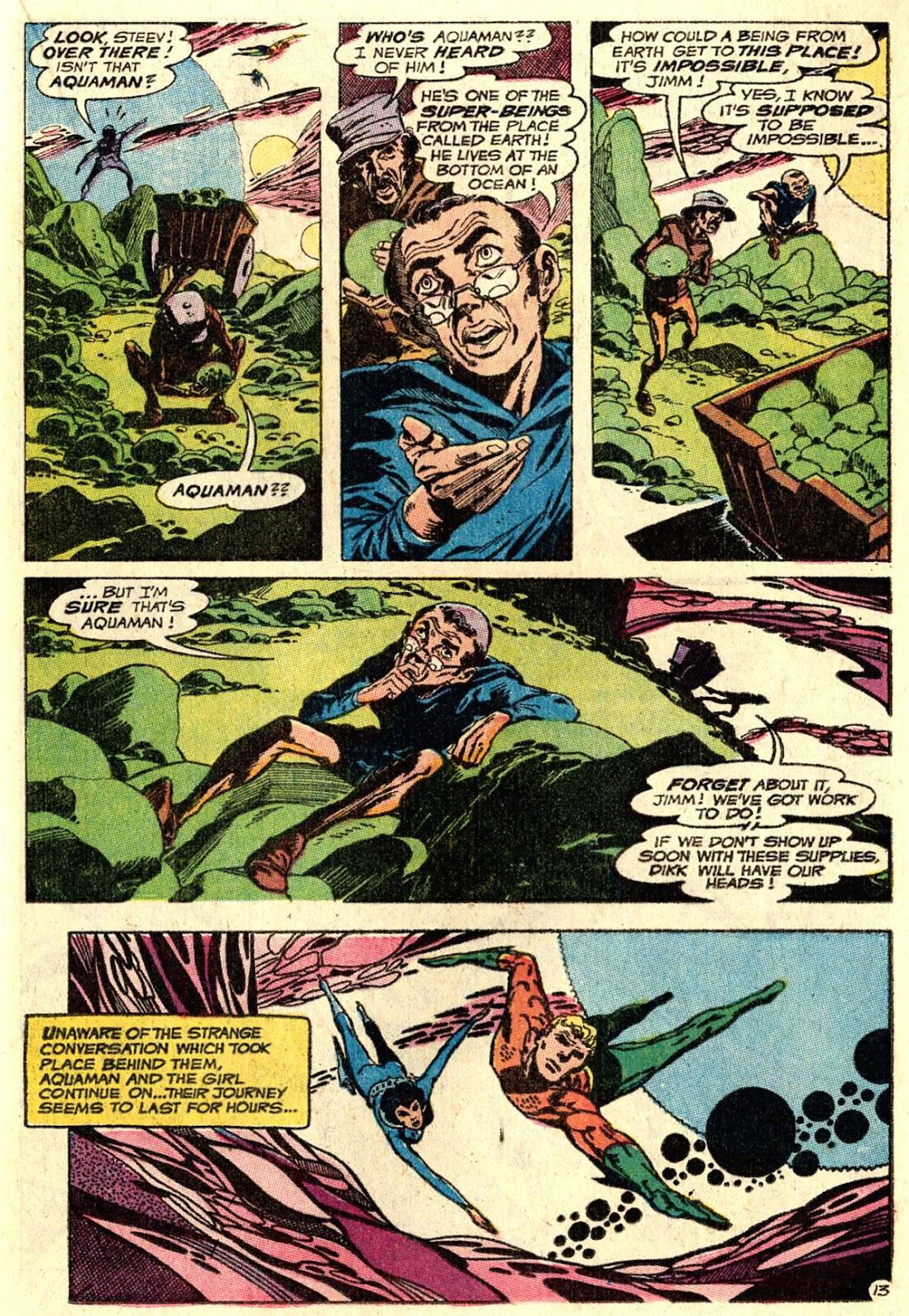 Aquaman (1962) Issue #51 #51 - English 17