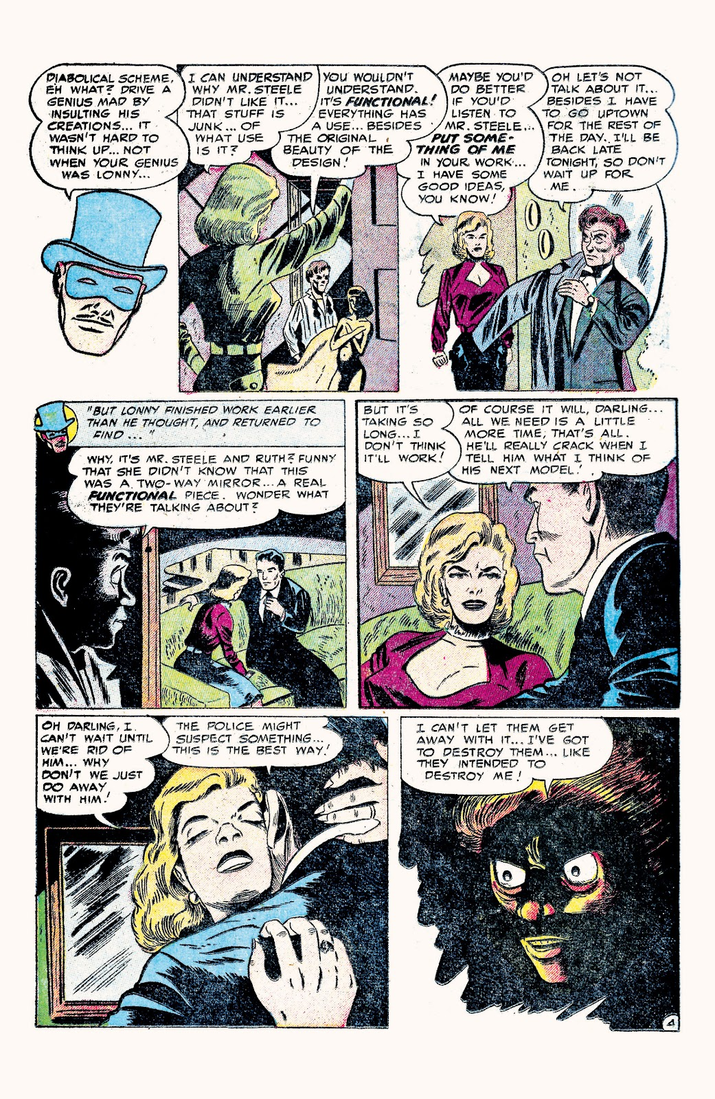 Haunted Horror Issue #27 #27 - English 46